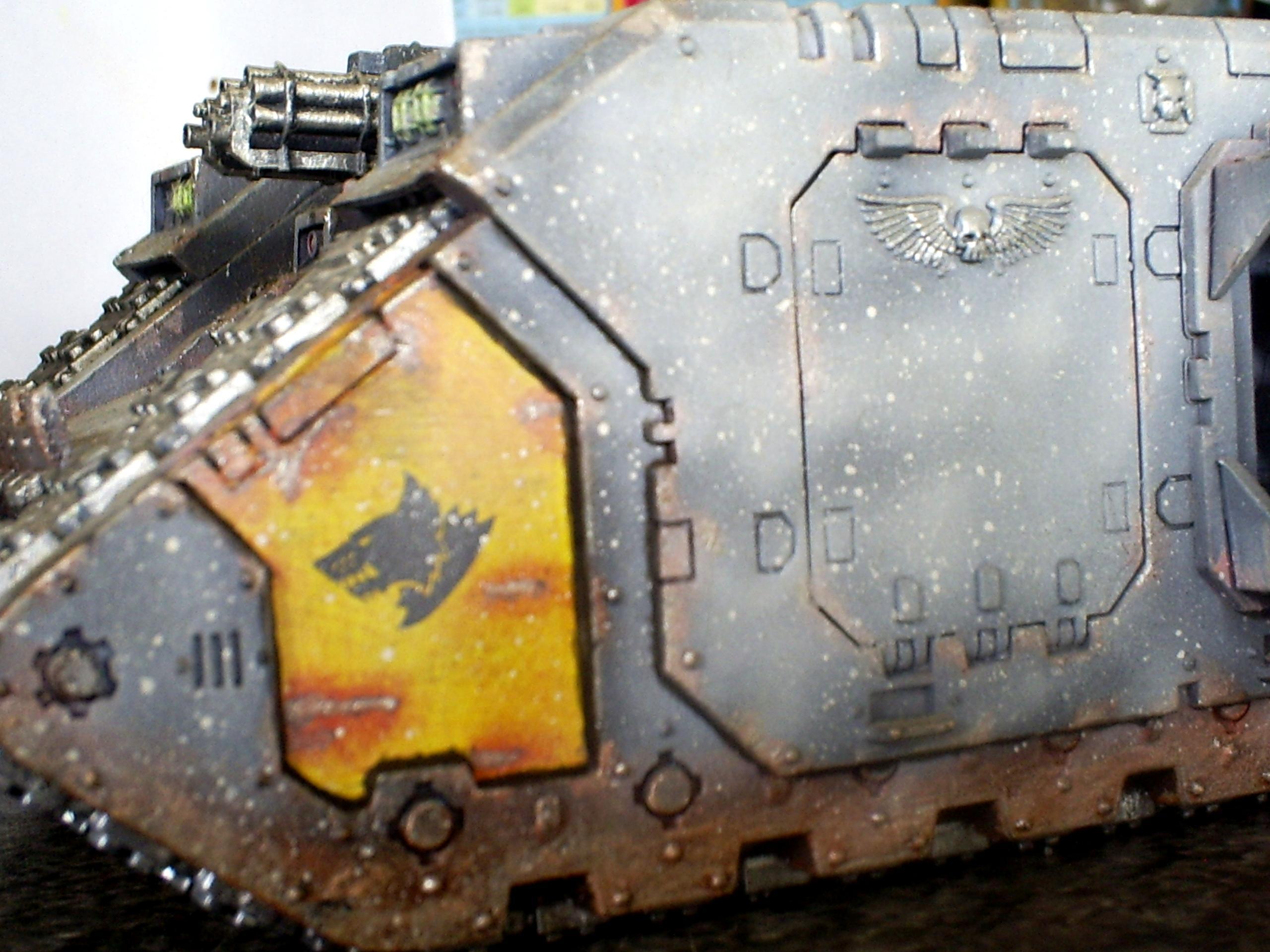 Camouflage, Land Raider, Space Marines, Space Wolves, Warhammer 40,000