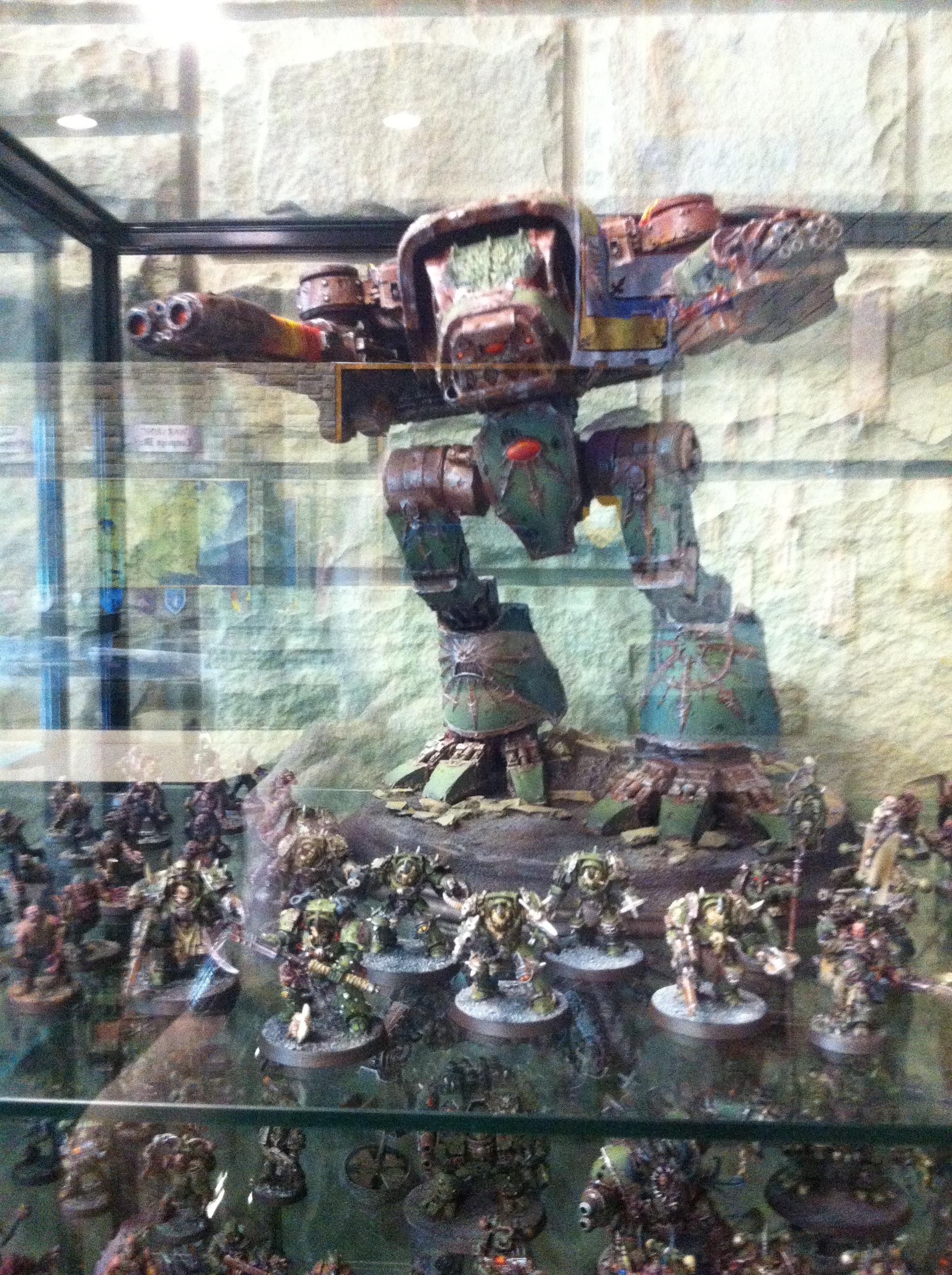 Game Workshop, Games Workshop, Head Quarters, Headquarters, Warhammer 40,000