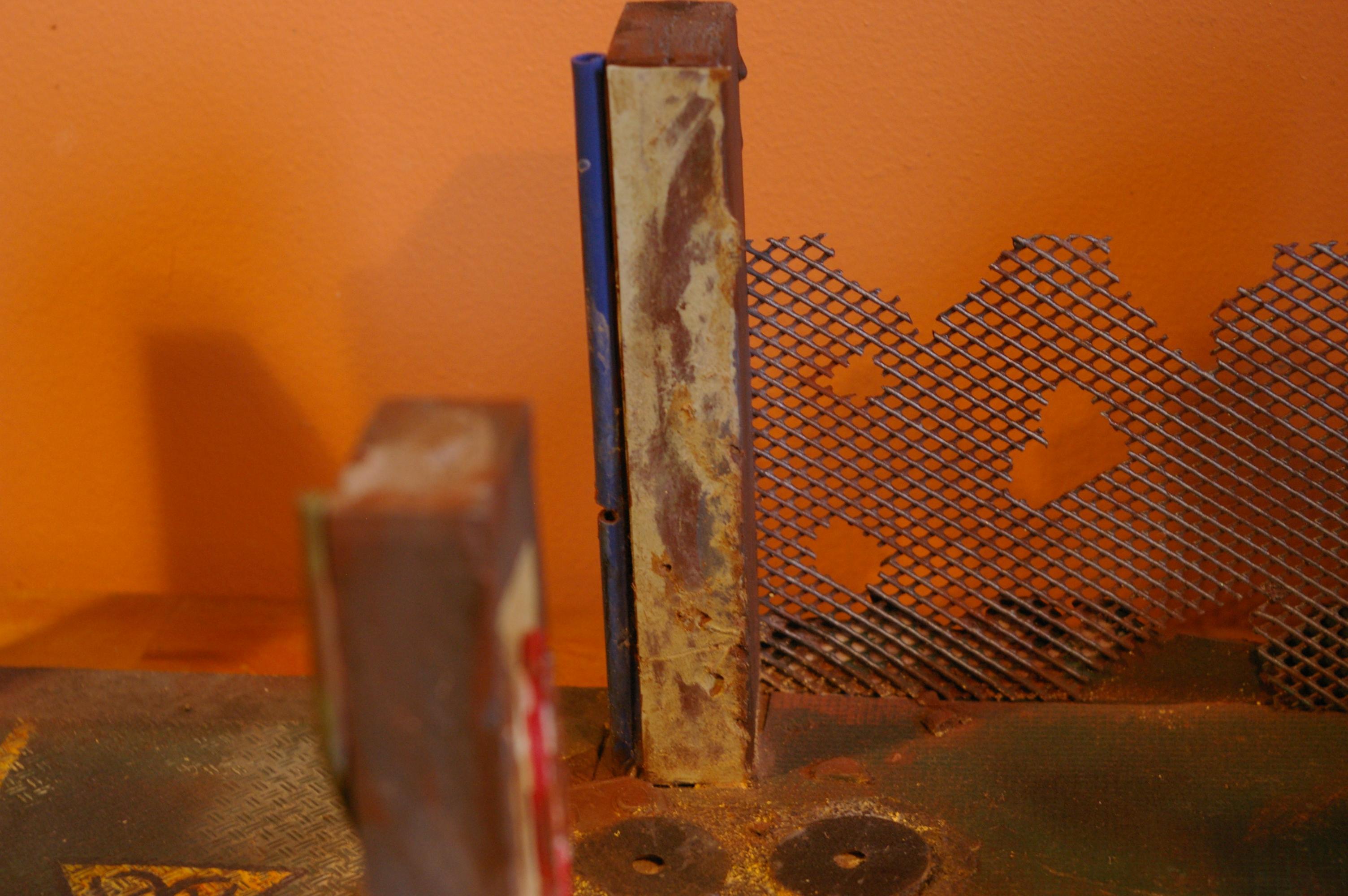 Worn Pillar