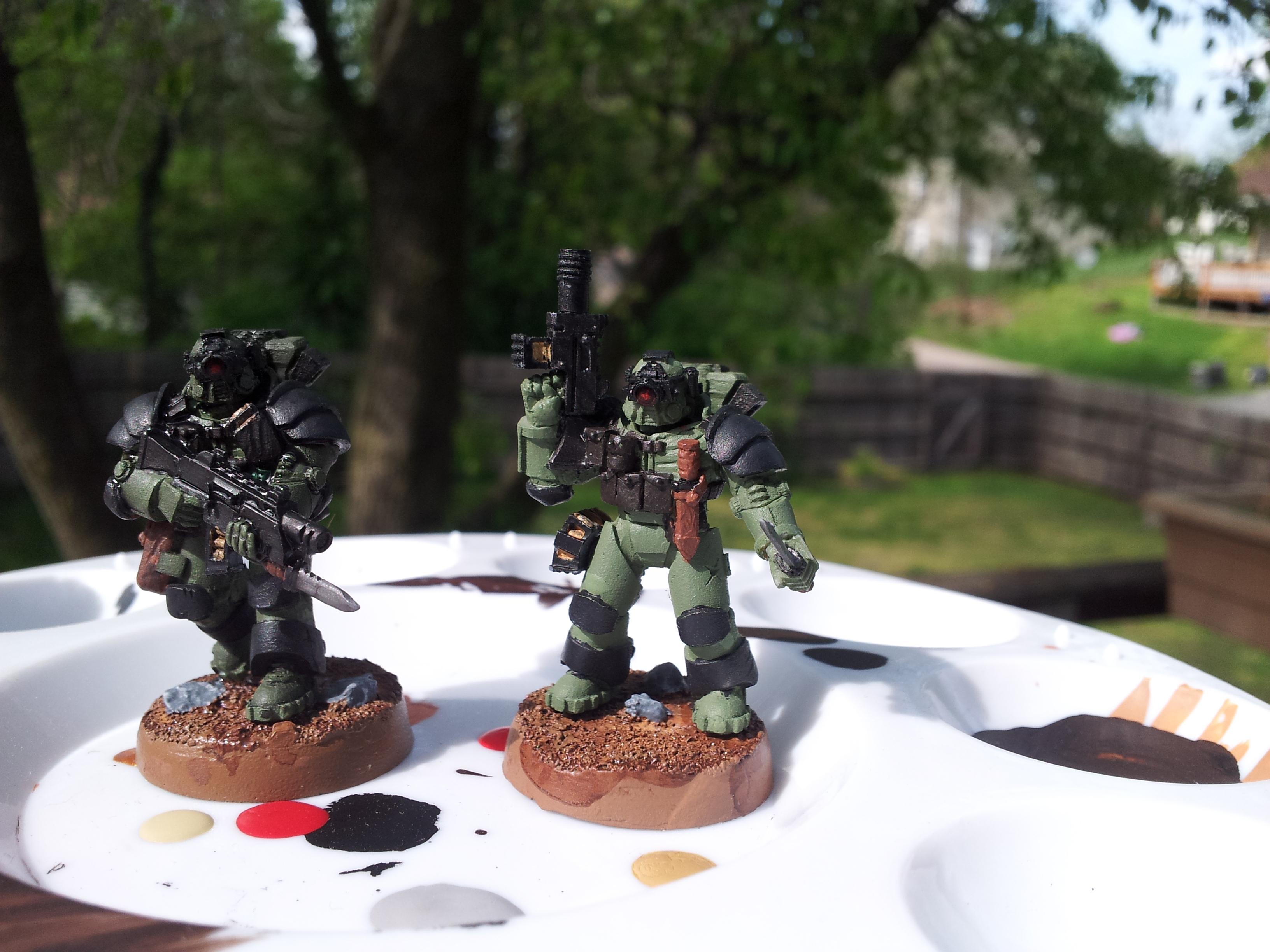 Anvil Industries, Black Ops, Quickshade
