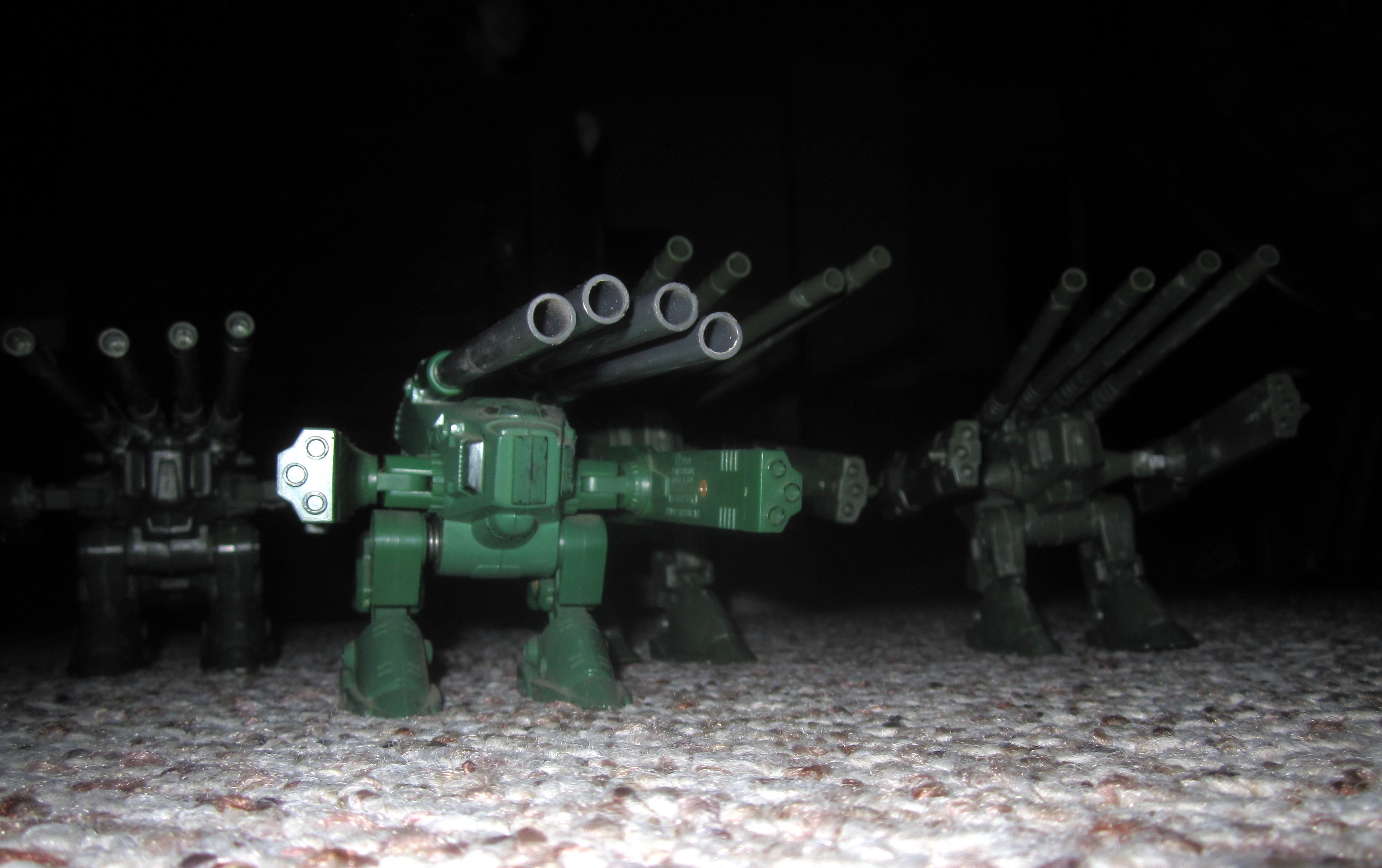 Destroid, Mac Ii, Macross, Monster, Robotech, Toy