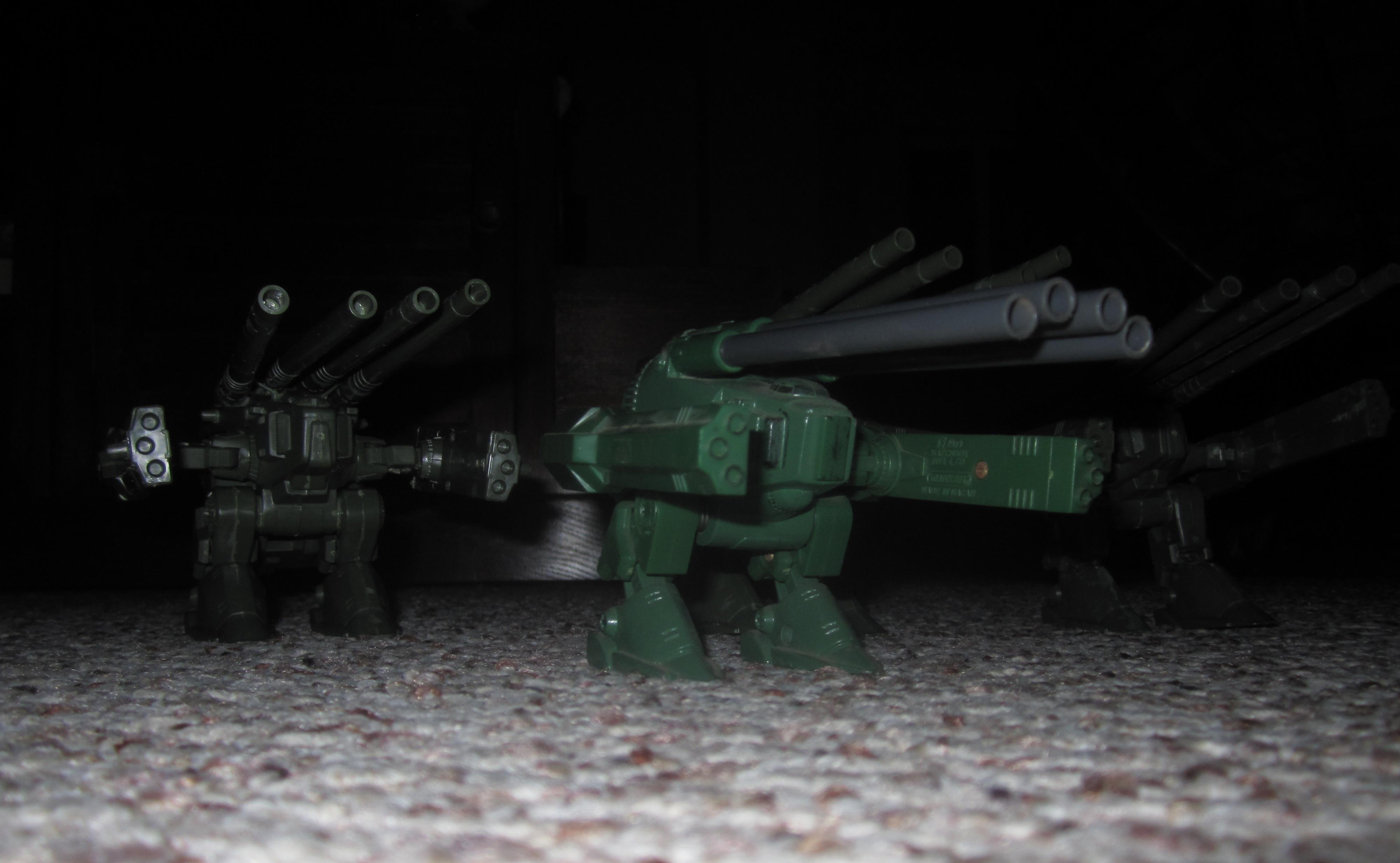 Destroid, Mac Ii, Macross, Monster, Robotech