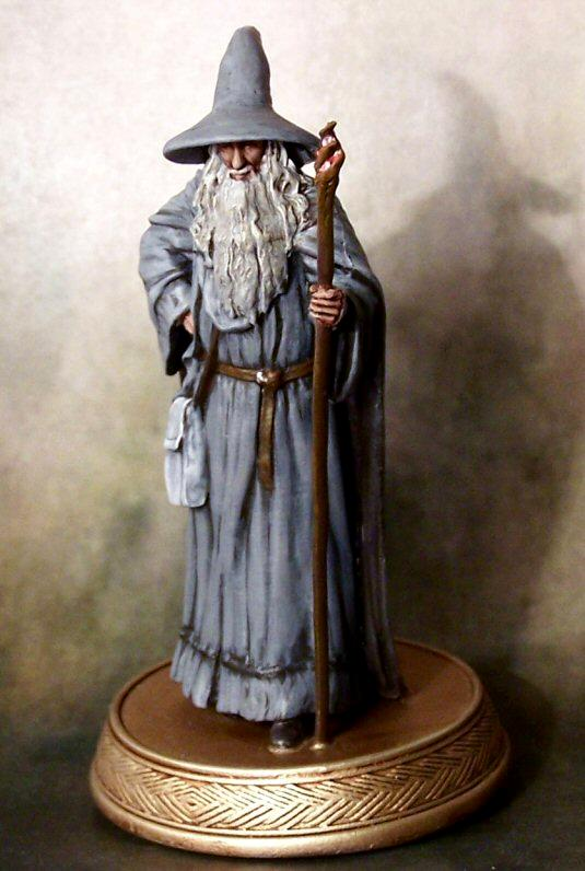 Gandalf The Grey, Lord Of The Rings, The Hobbit, Wizard