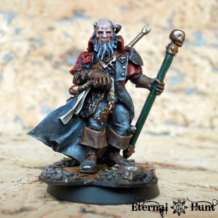 Conversion, Inq28, Inquisimunda, Inquisitor, Inquisitor Zuul, Ordo Malleus, Warhammer 40,000, Xanthite