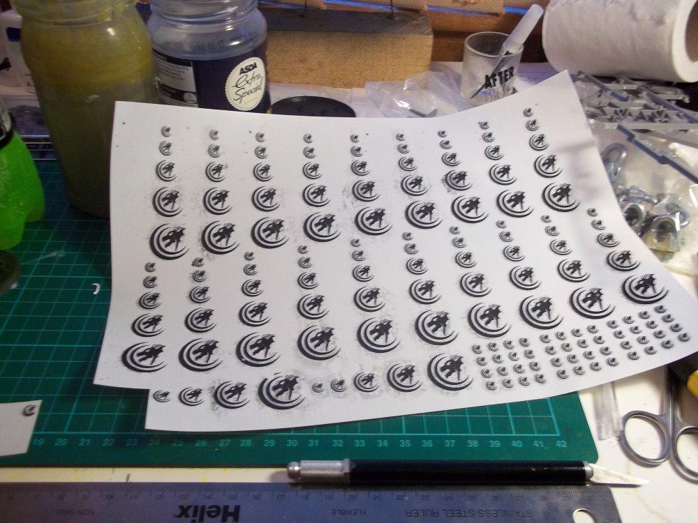 Stencil Sheet