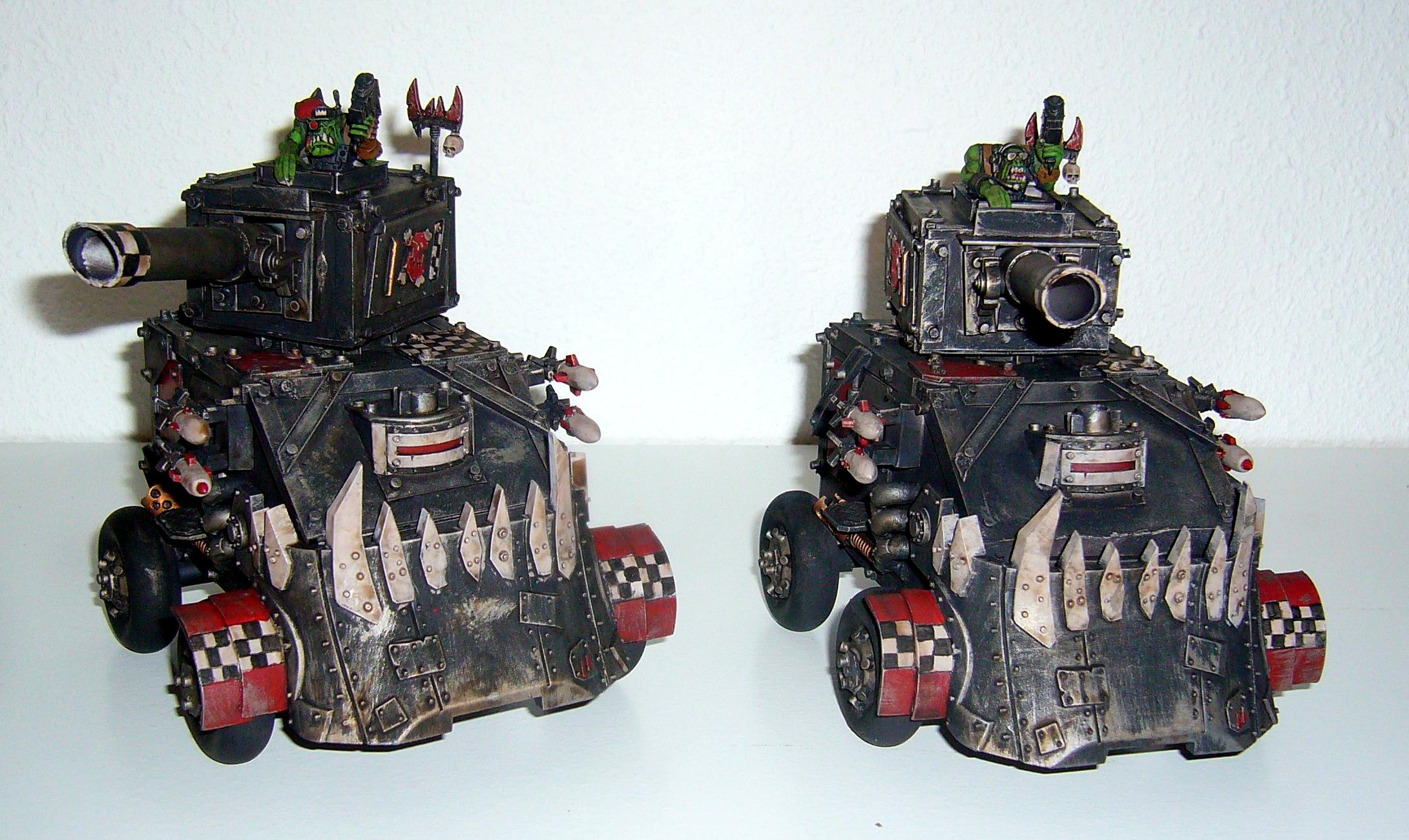 Conversion, Looted, Looted Wagon, Orks