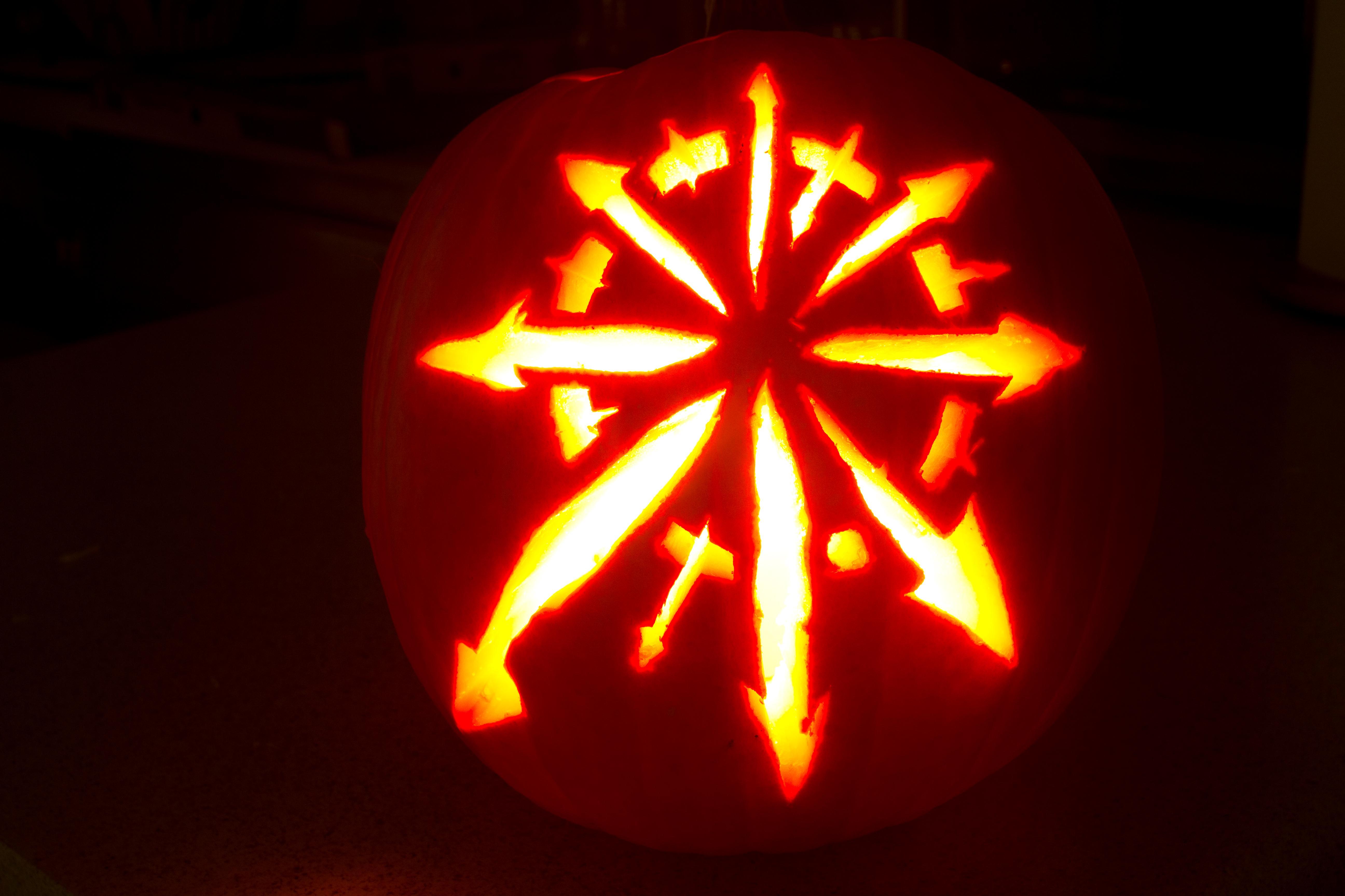 Chaos, Star, Chaos Pumpkin