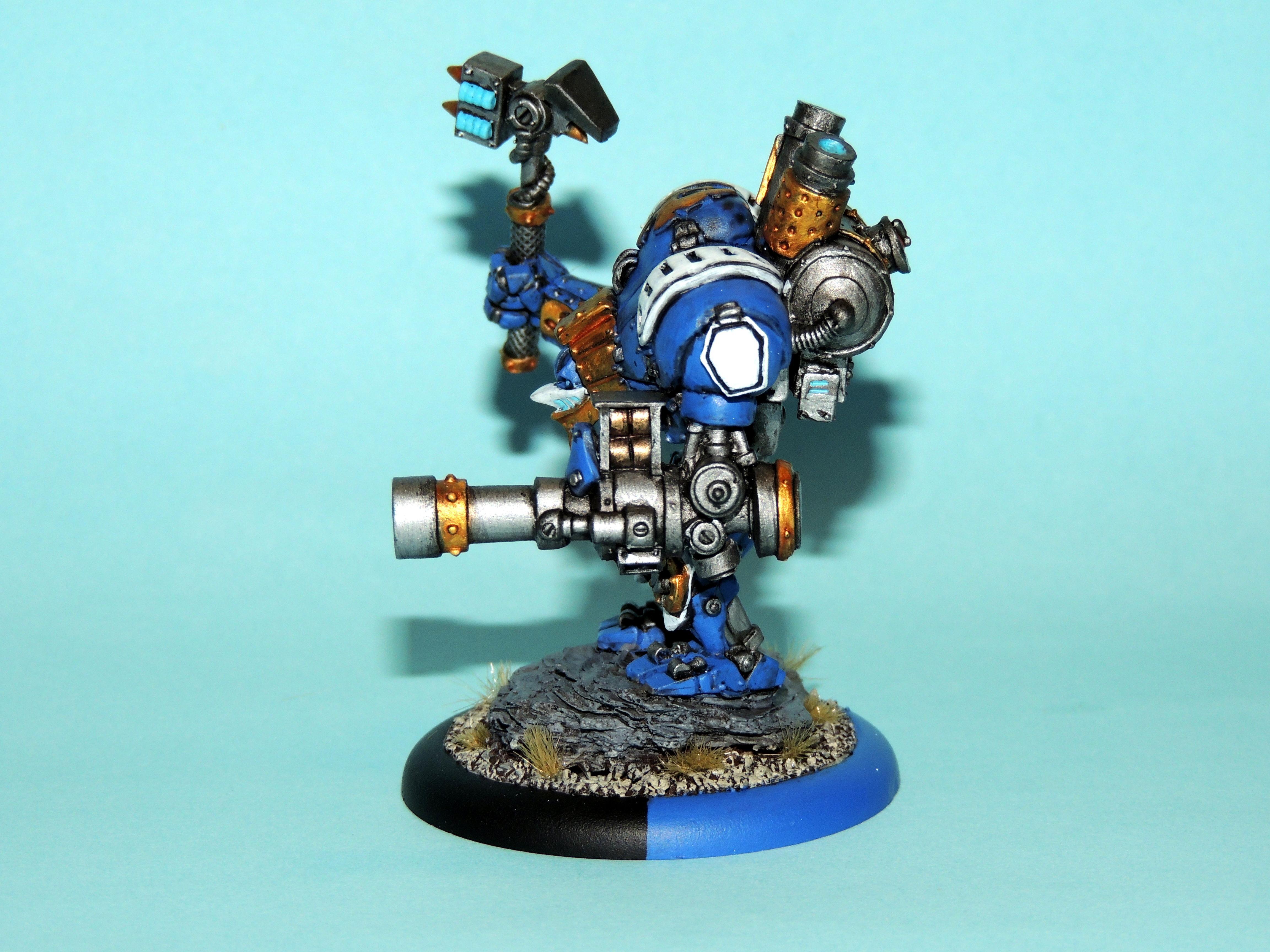 Cygnar, Defender, Warjack, Warmachine
