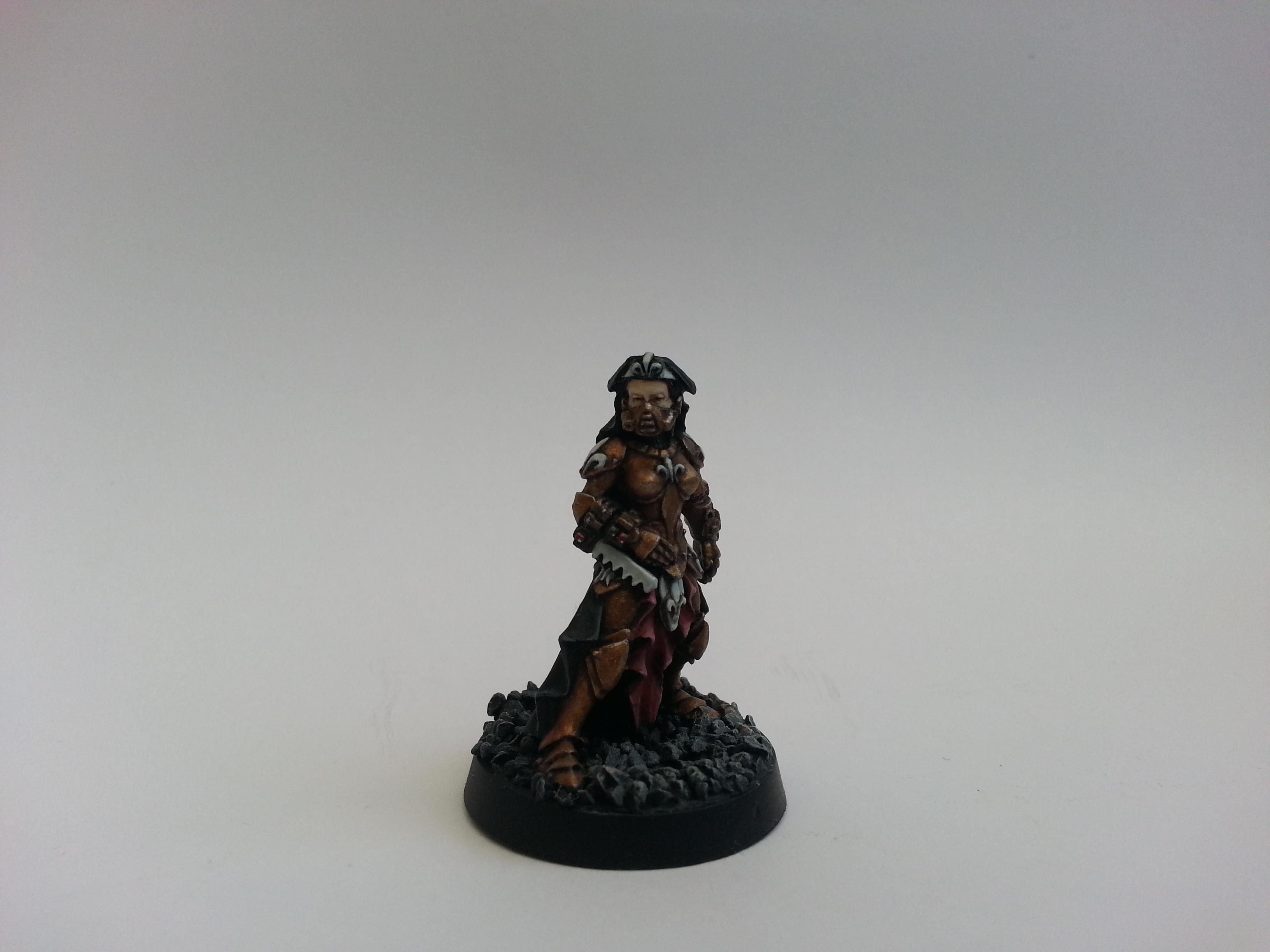 Hospitalier, Inquisitor