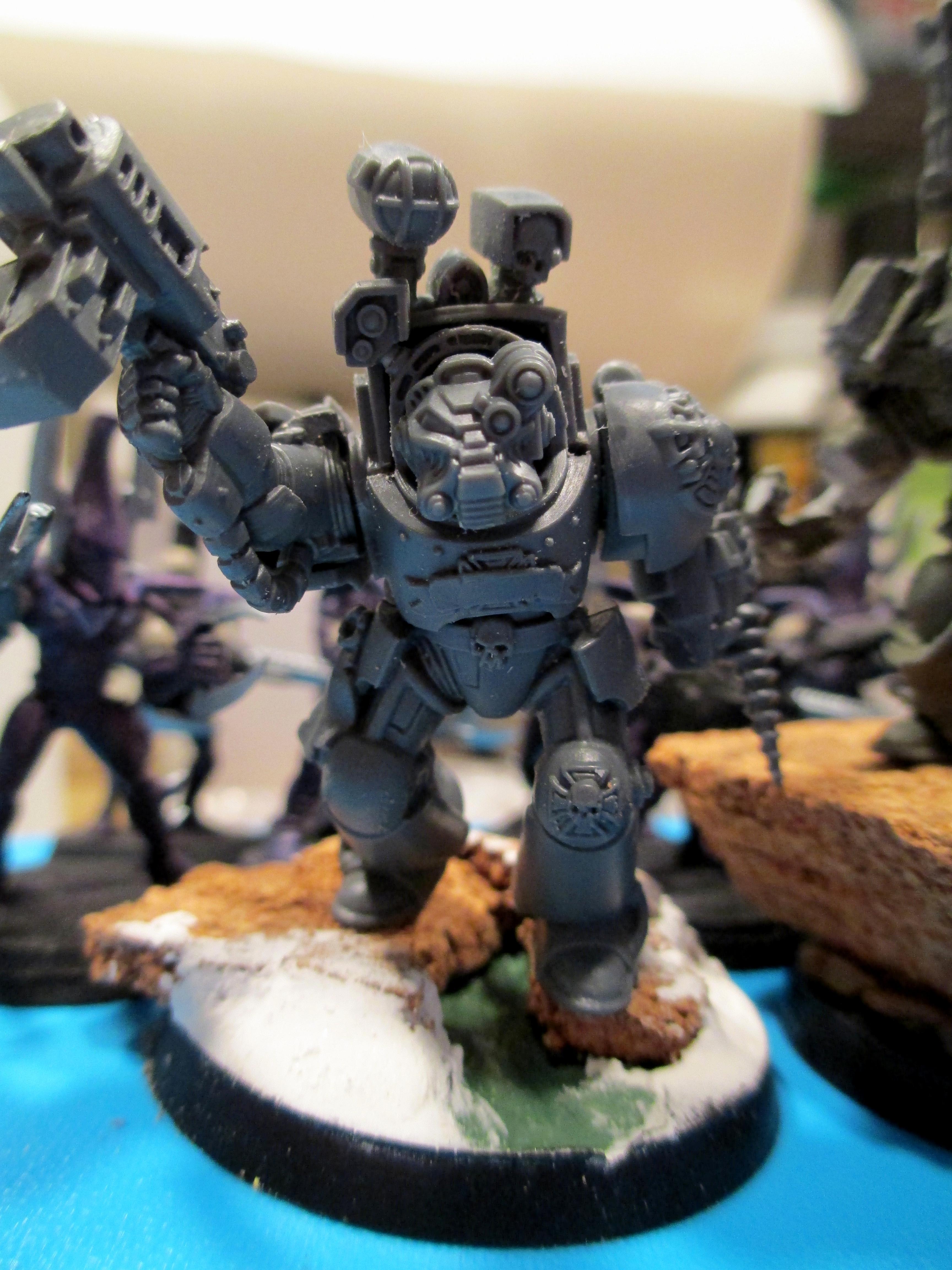 Apothecary, Base, Cork, Deathwing, Terminator Armor