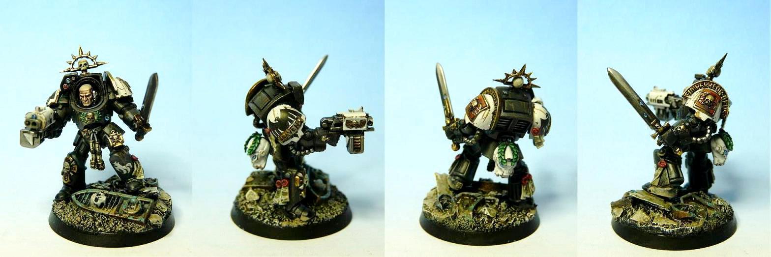 Raven Guard, Sergeant