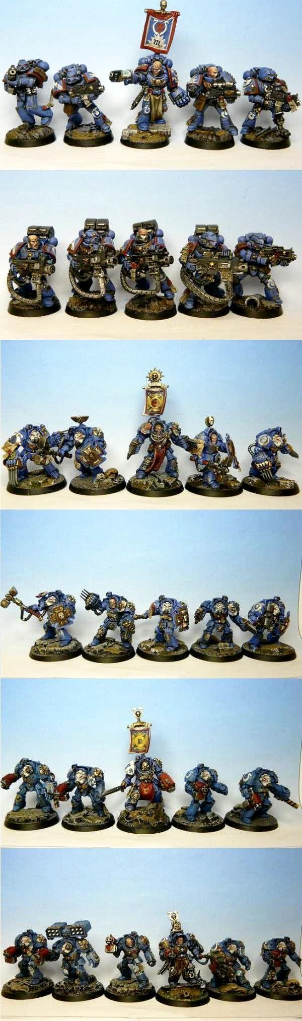 Ultramarines Army part