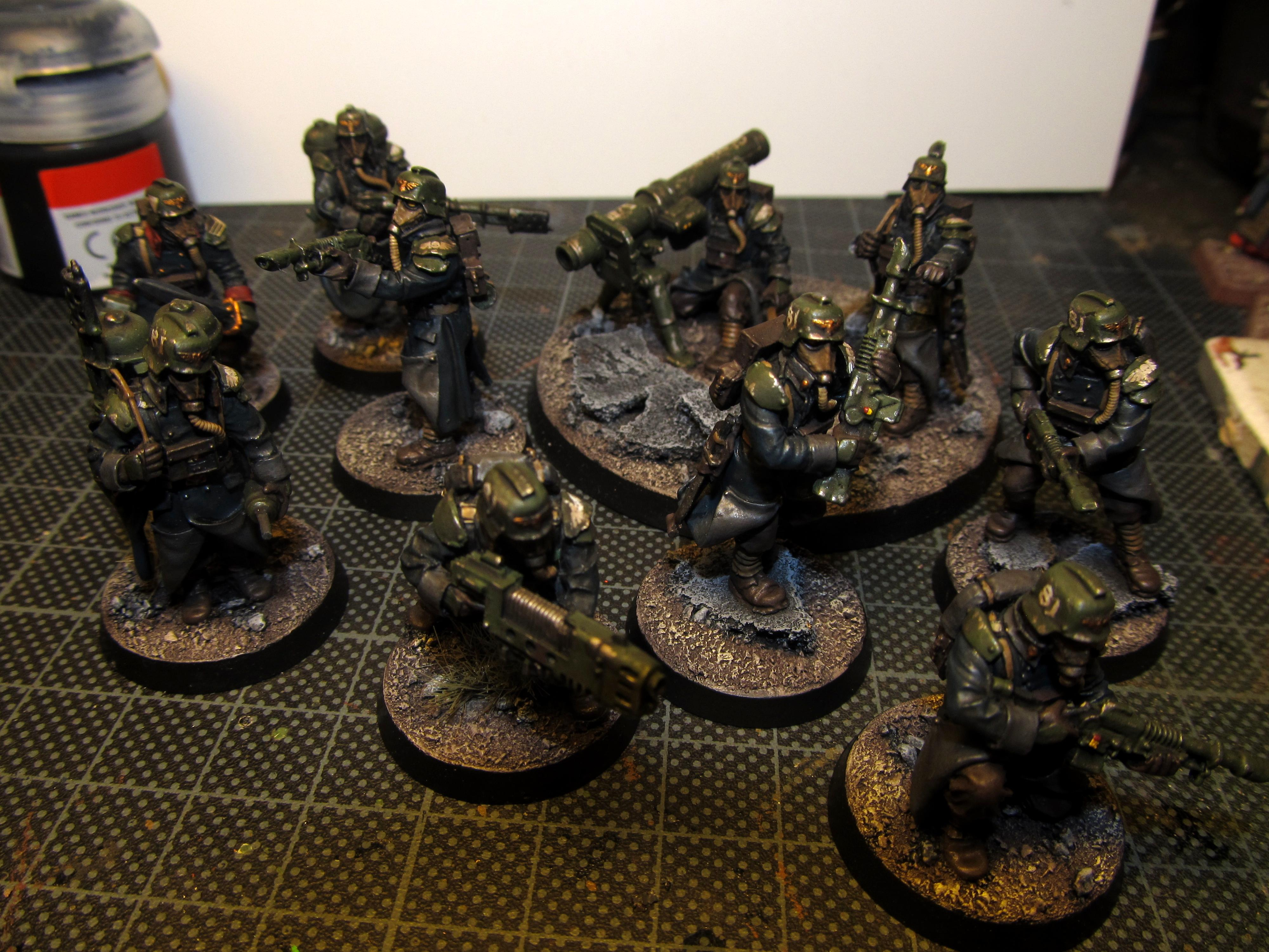 Conversion, Death Korps of Krieg, Imperial Guard