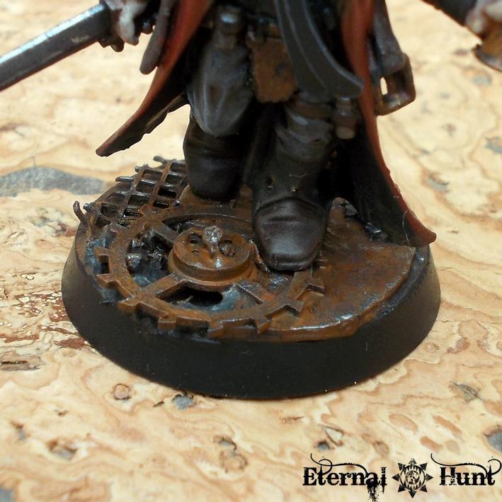 Conversion, Cultist Conversion, Inq28, Inquisimunda, Inquisitor, Ordo Xenos, Titus Alvar, Warhammer 40,000