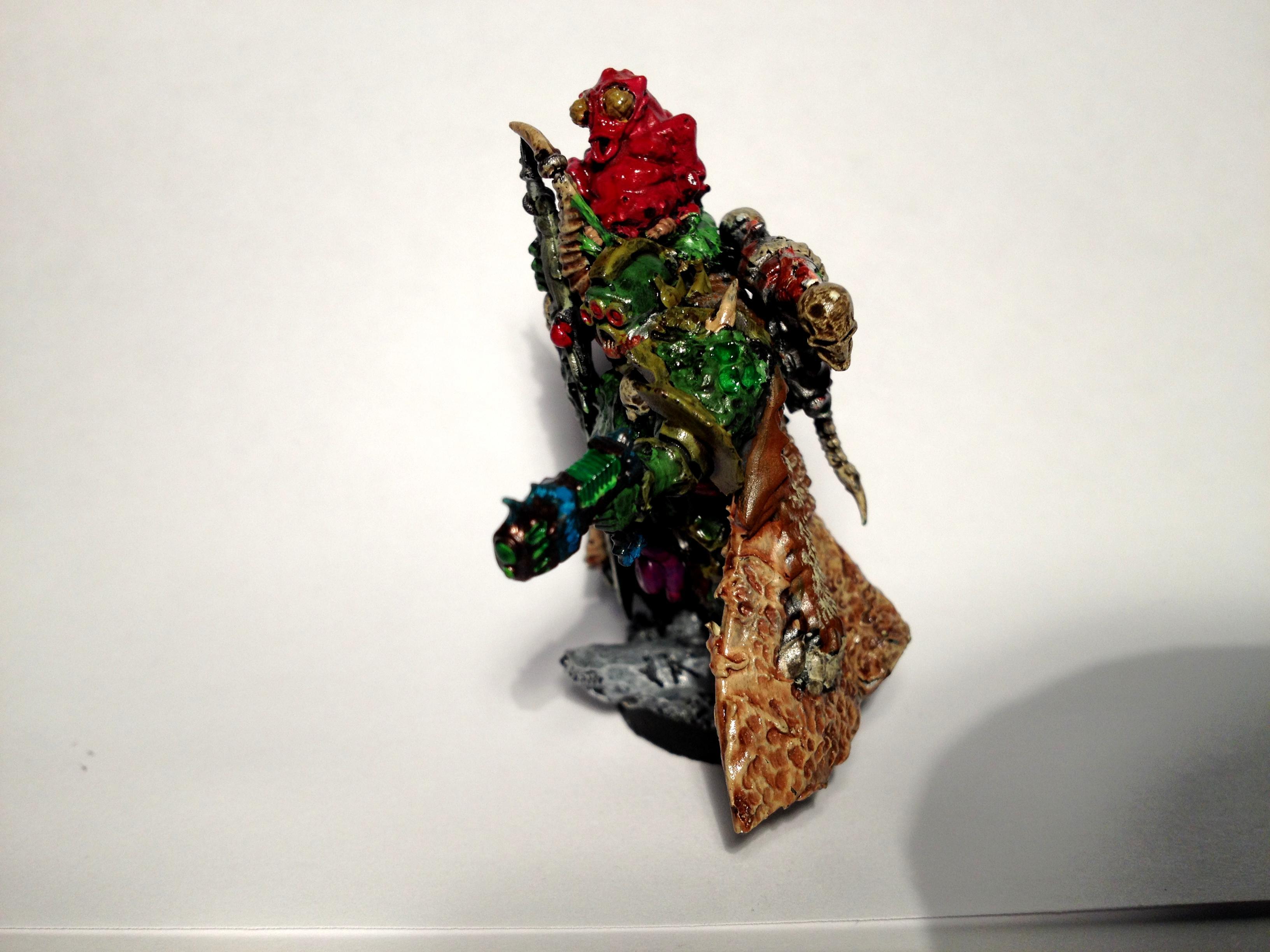 Chaos Space Marines, Dv, Nurgle, Warhammer 40,000