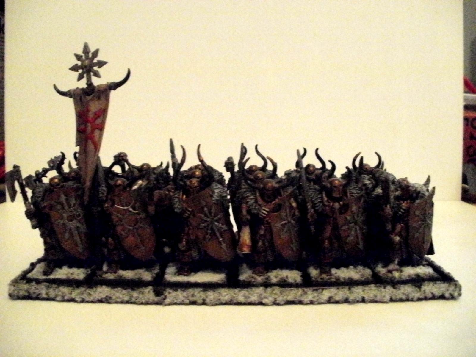 Warriors of Chaos: Shields