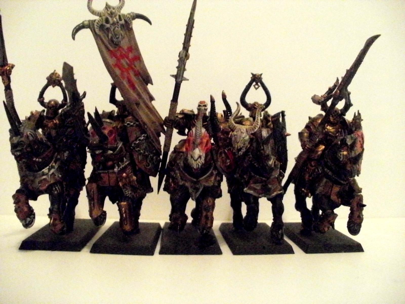 Chaos Knights: Lances
