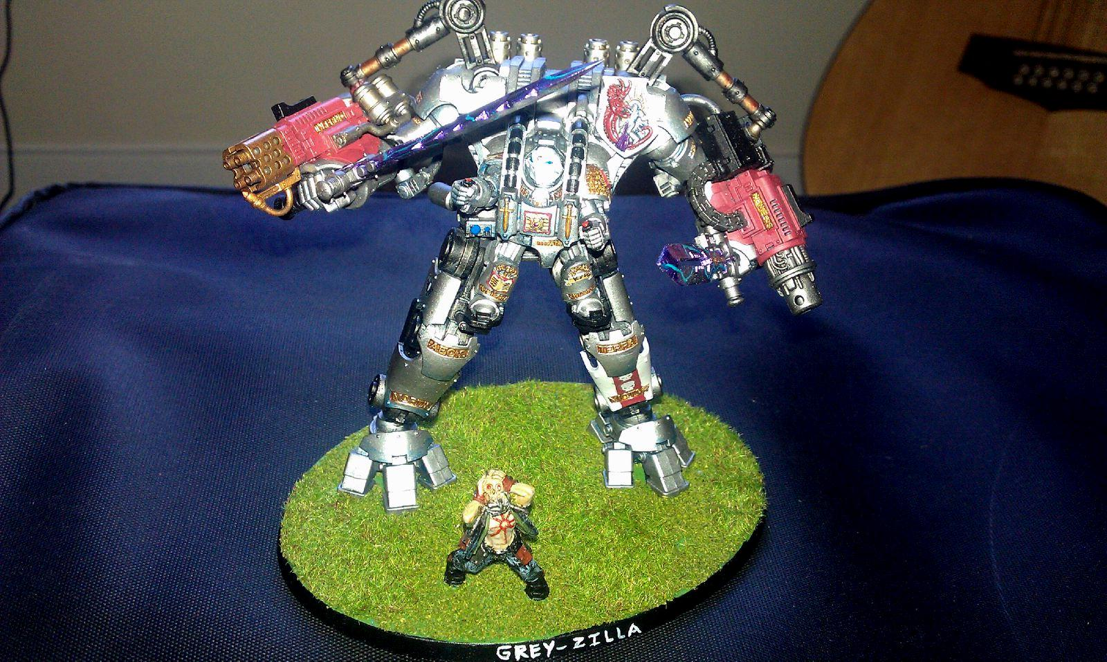 Gk, Grey Knights, Warhammer 40,000