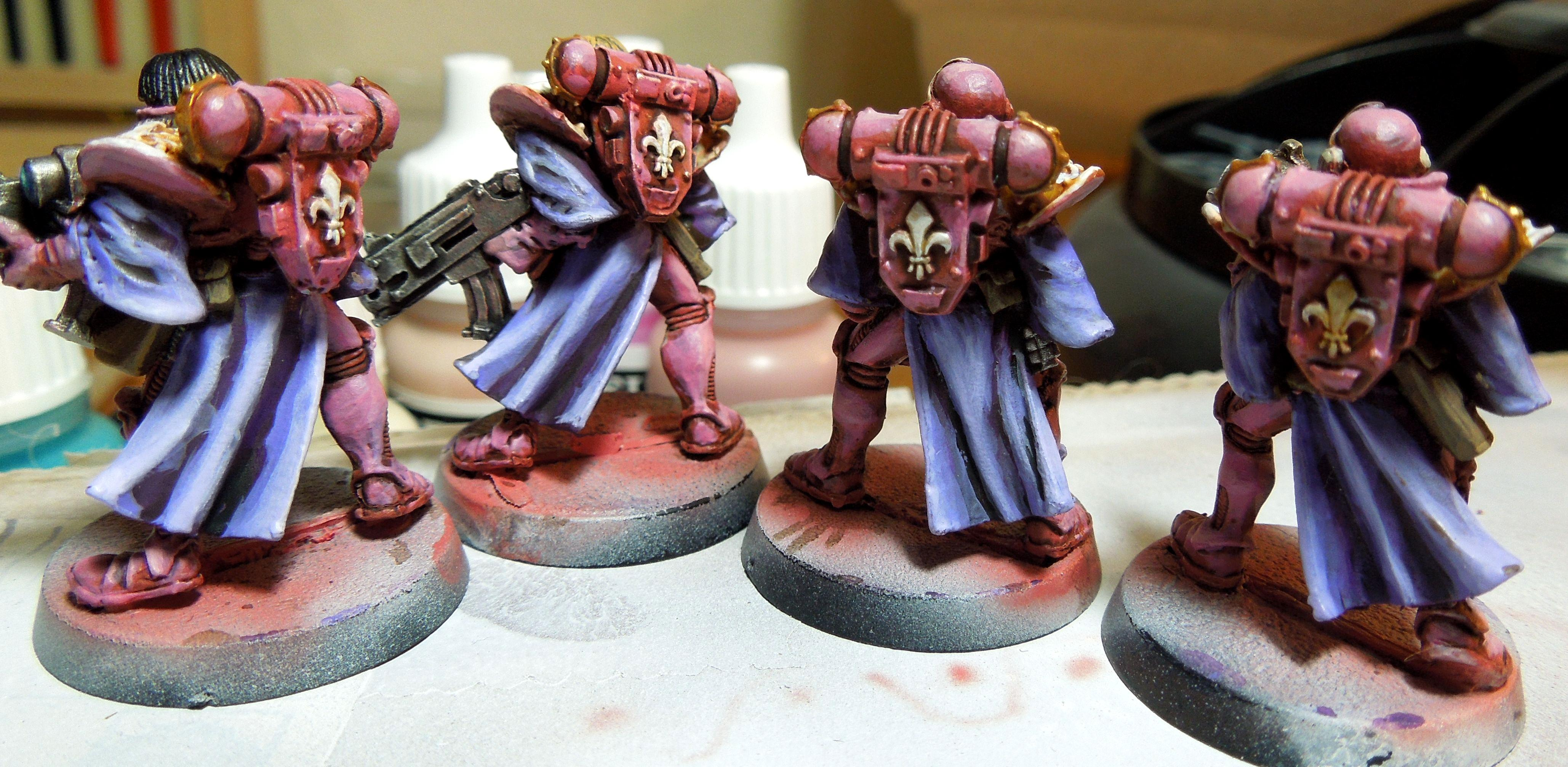 Battle Sisters, Bolters, Bss, Sisters Of Battle