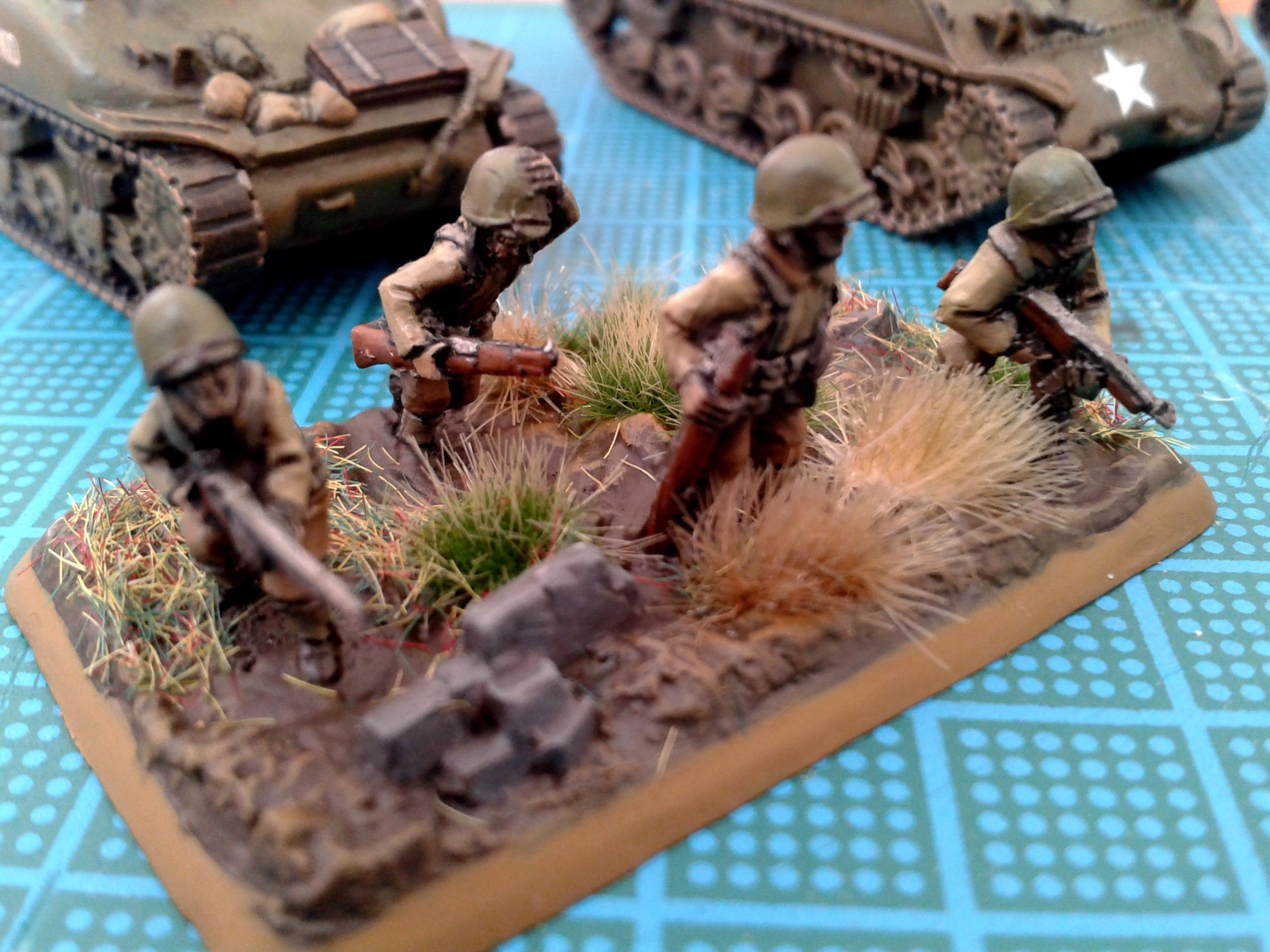 Flames Of War, Us 4th