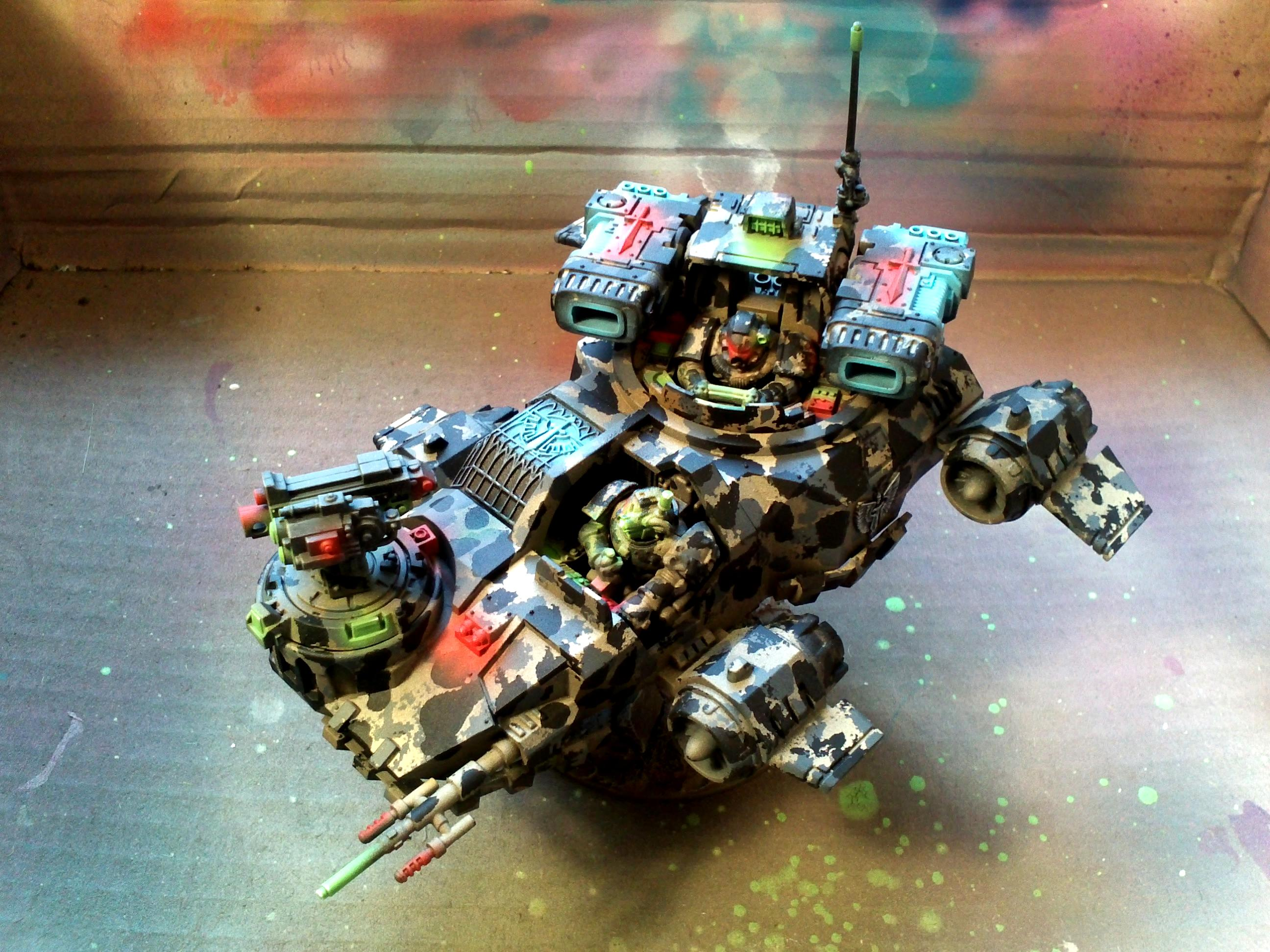 Airbrush, Camouflage, Dark Angels, Object Source Lighting, Space Marines, Warhammer 40,000