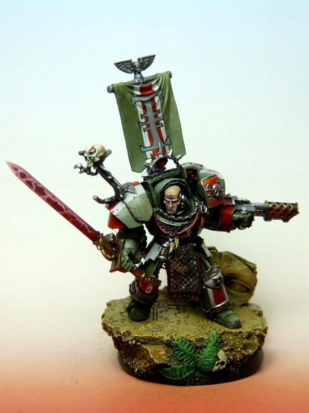 Ordo malleus Inquisitor Lord