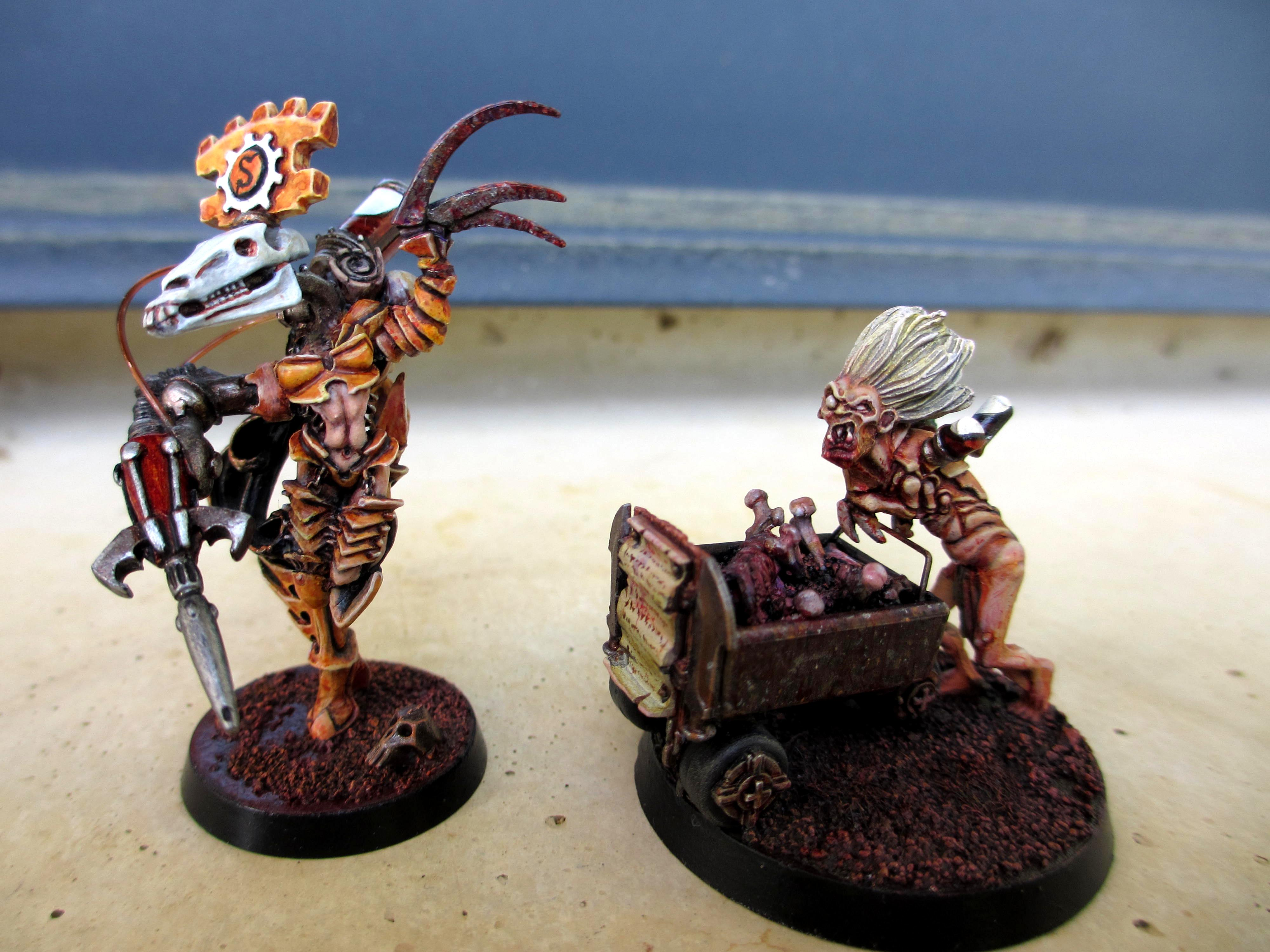 Awesome Conversion, Mechanicus