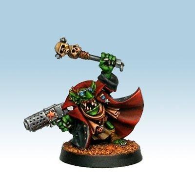 Boss, Grots, Orks