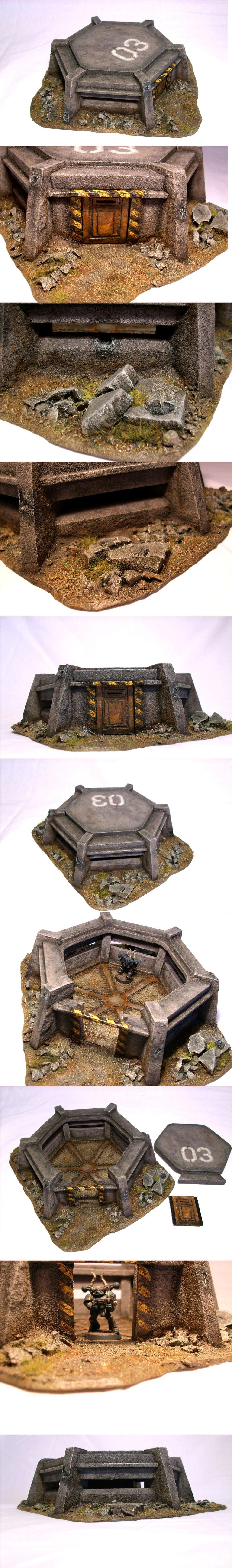 Warhammer 40K Bunker
