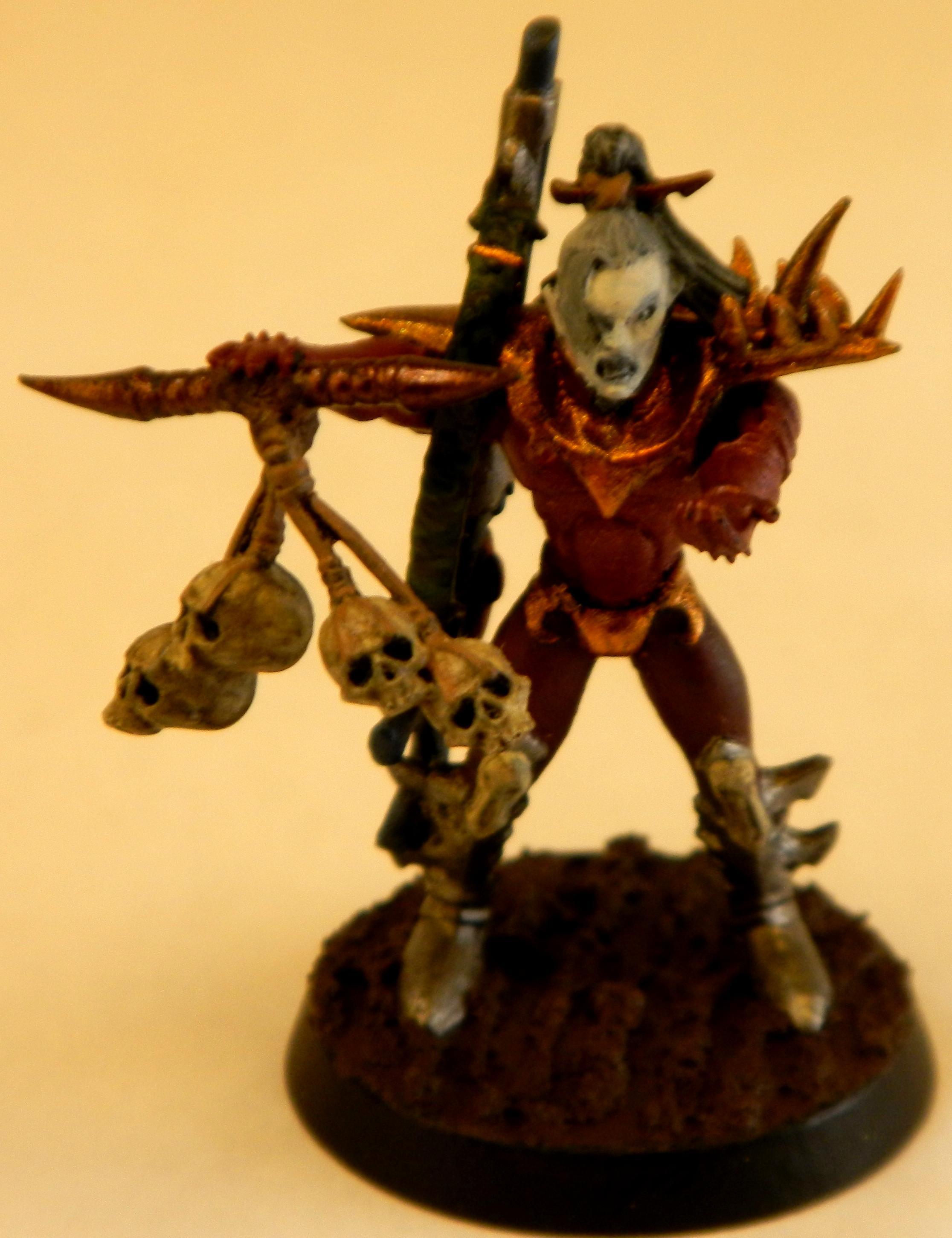 Dark Eldar, Kabalite Warrior, Syrabite, Warhammer 40,000