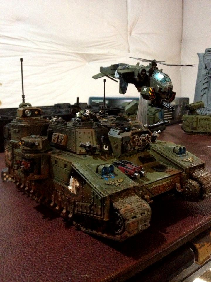 Conversion, Helicopter, Imperial Guard, Super-heavy, Vehicle, Warhammer 40,000
