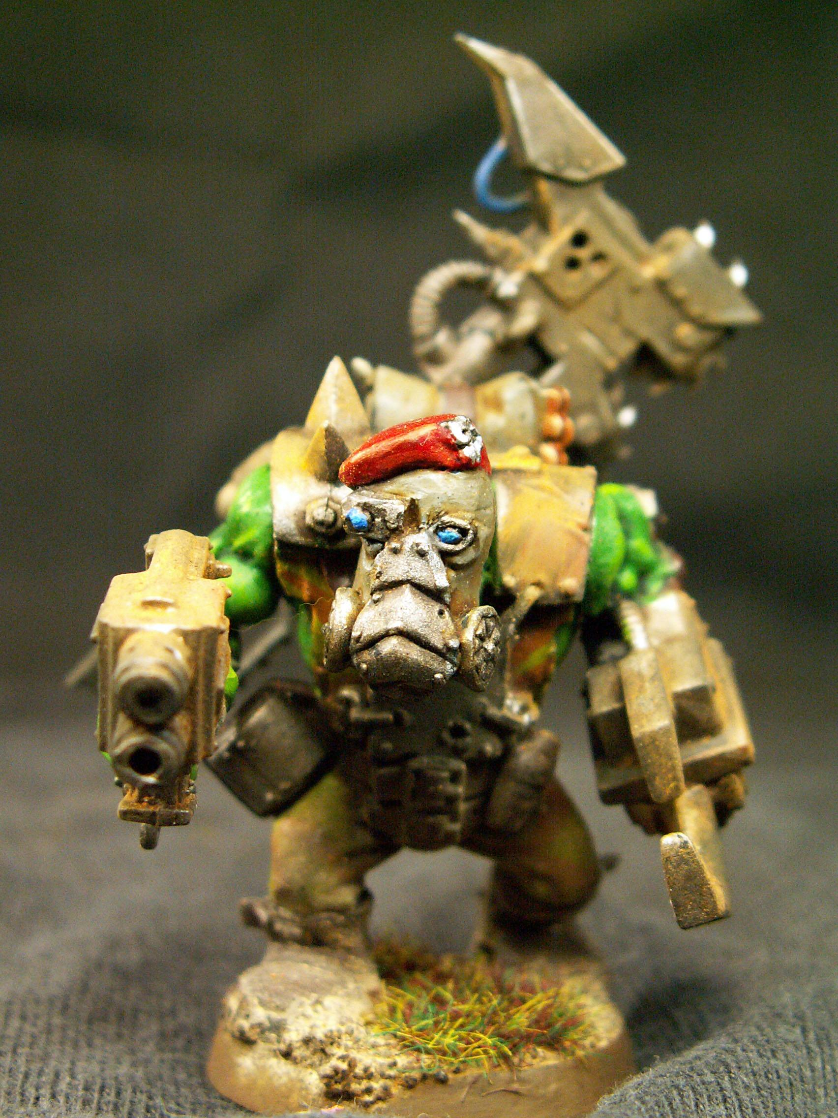 Ork Kommandos, Orks, Warhammer 40,000
