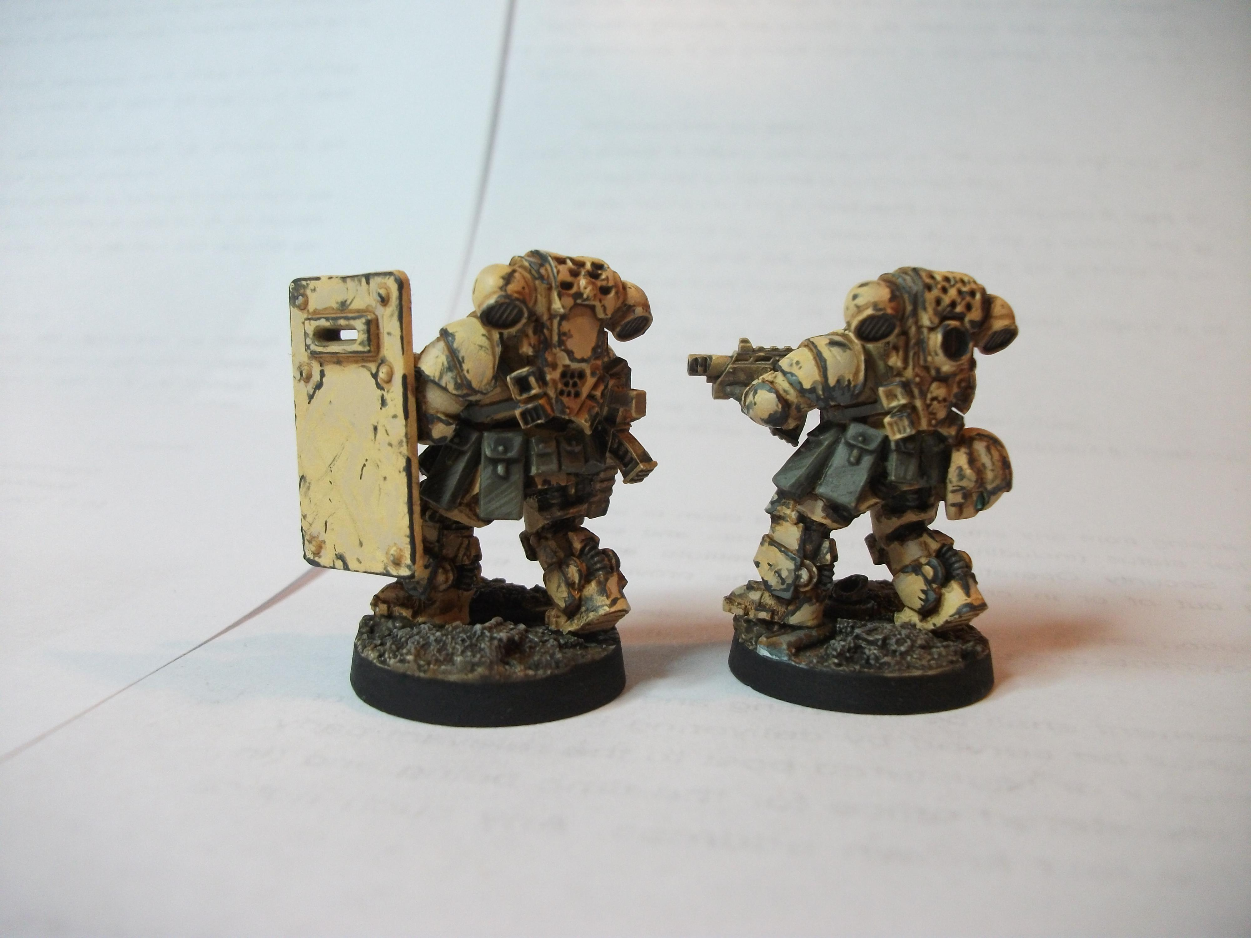 Conversion, Space Marines, Tactical