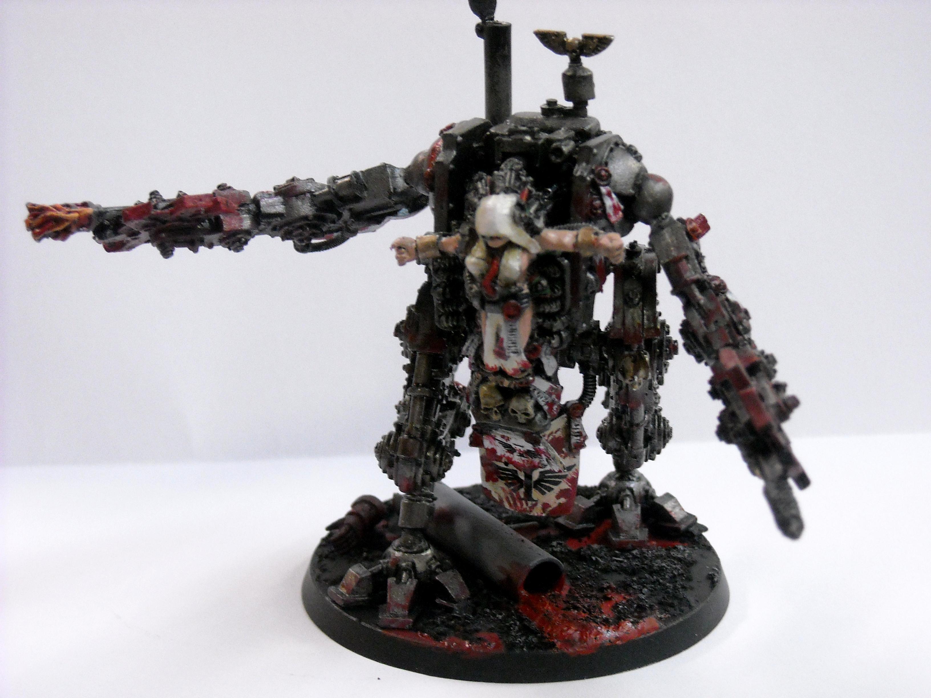 Penitent Engine, Sisters Of Battle, Warhammer 40,000