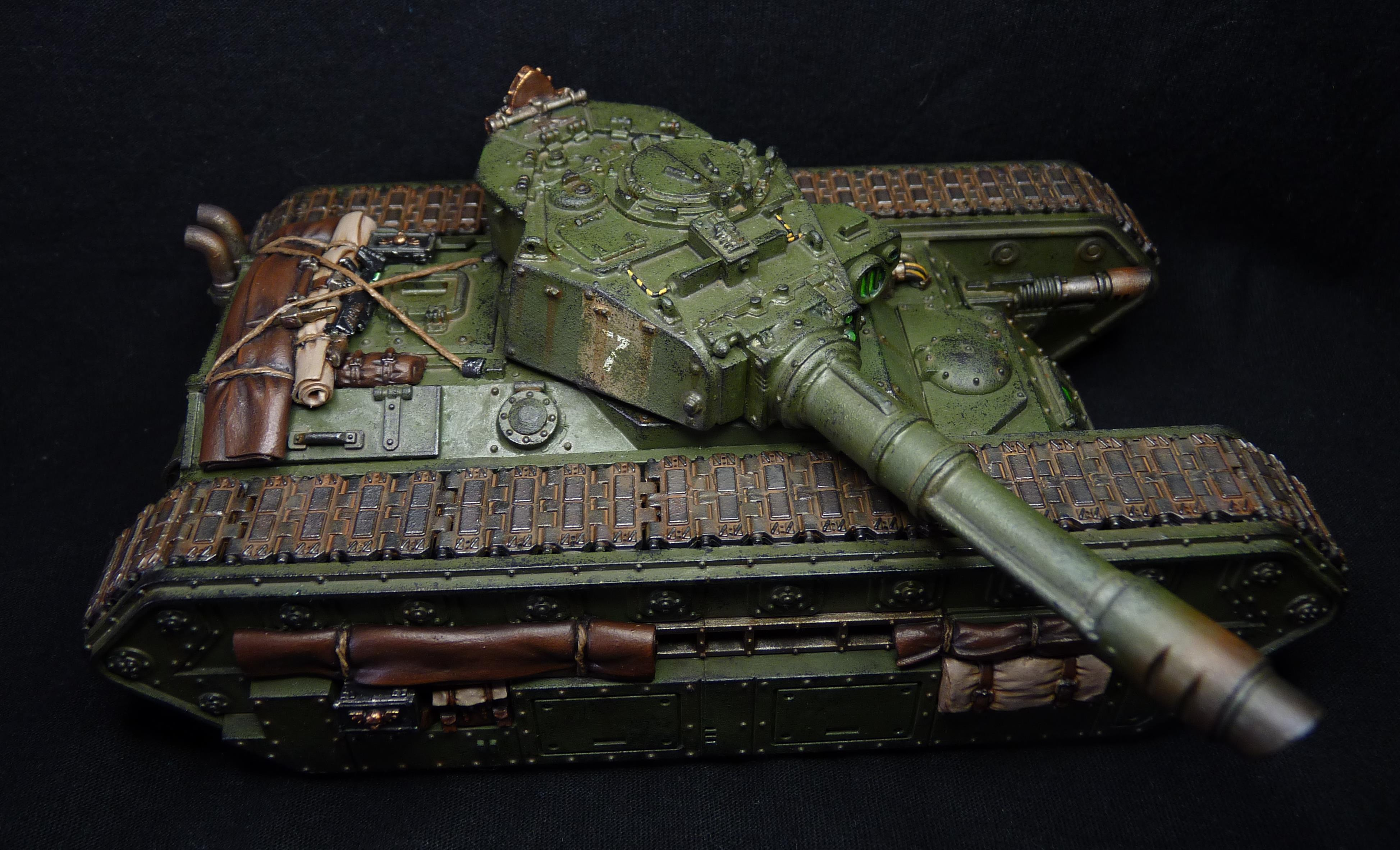 Chimera, Conversion, Imperial Guard, Tank, Vehicle, Weathered