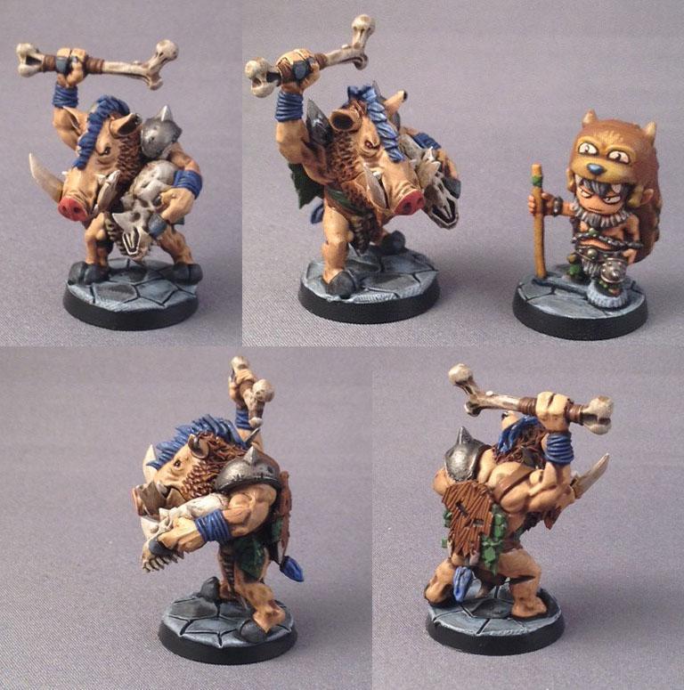Chibi, Custom, Druid, Porkoid, Sd