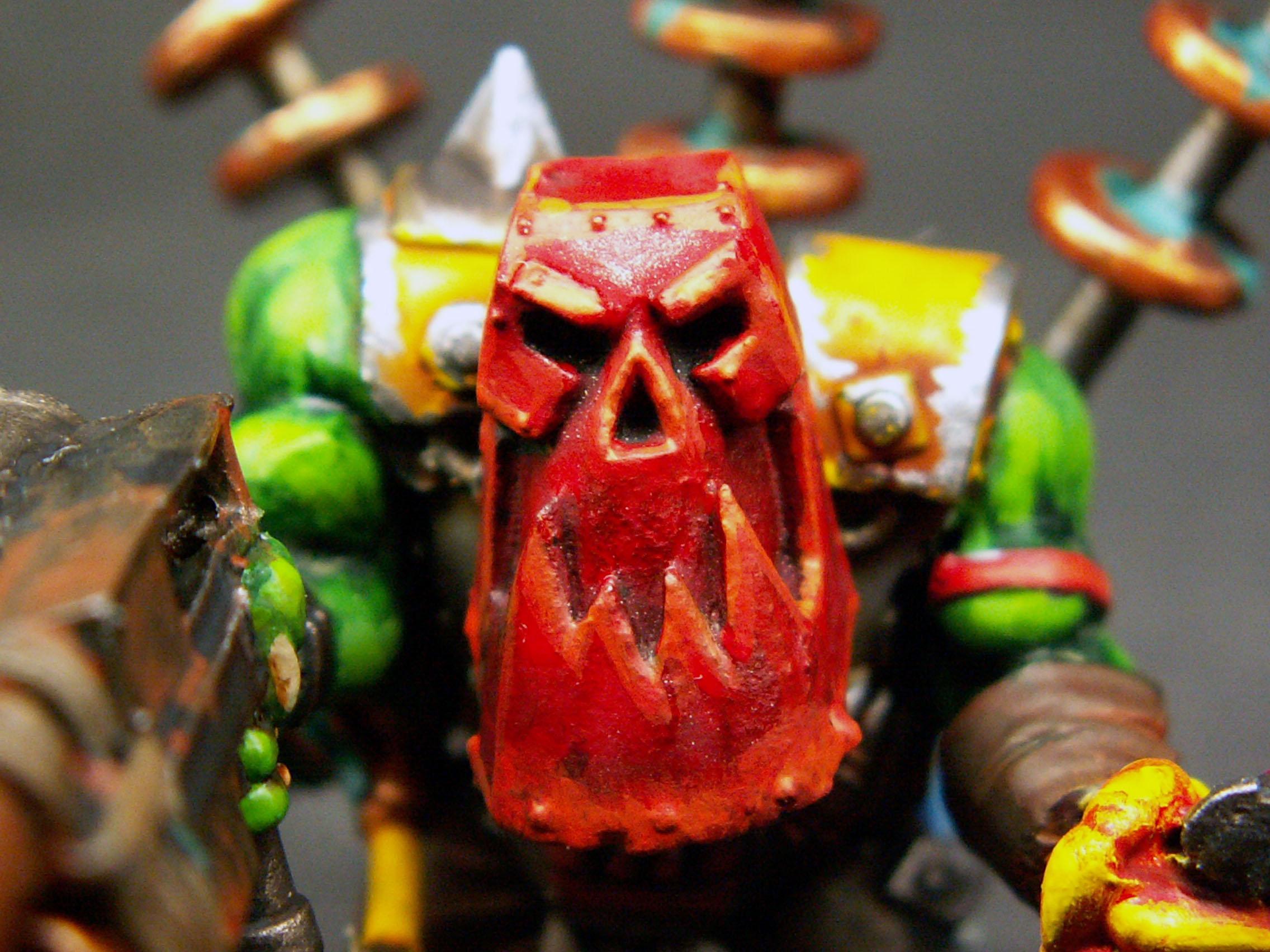 Bigmek, Kustom Force Field, Orks, Warhammer 40,000