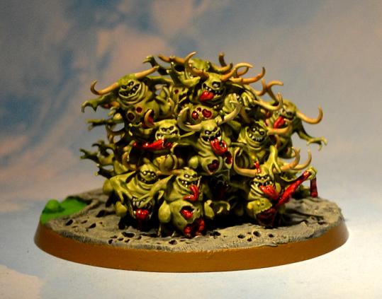 Chaos, Daemons, Death Guard, Nurgle, Palanquin, Warhammer 40,000