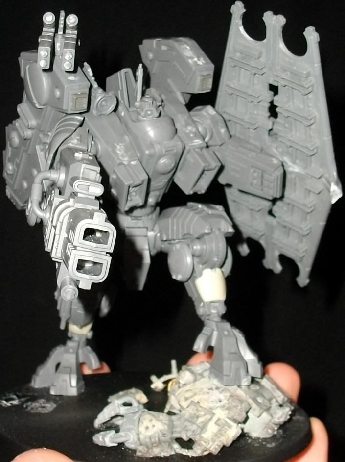 Conversion, Riptide, Tau Empire, Xv104