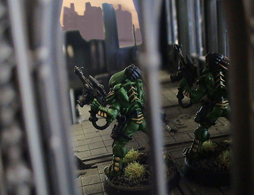 Eldar, Striking Scorpions