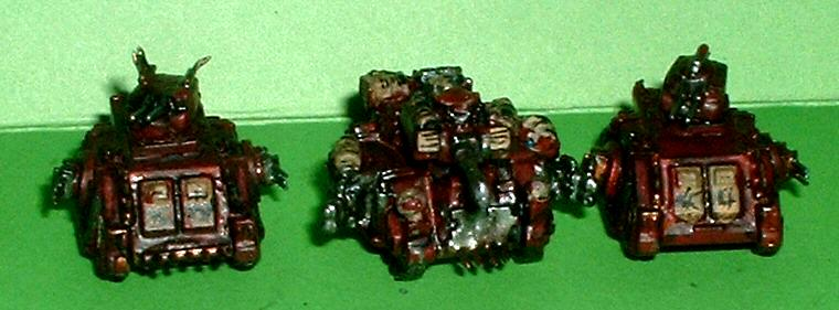 6mm, Chaos, Epic, Predators