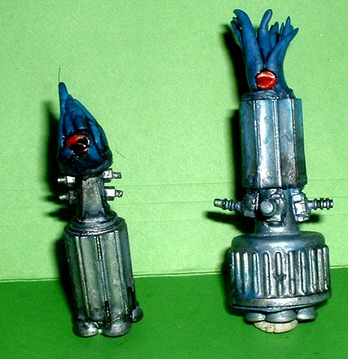 6mm, Chaos, Epic, Silver Towers of Tzeentch