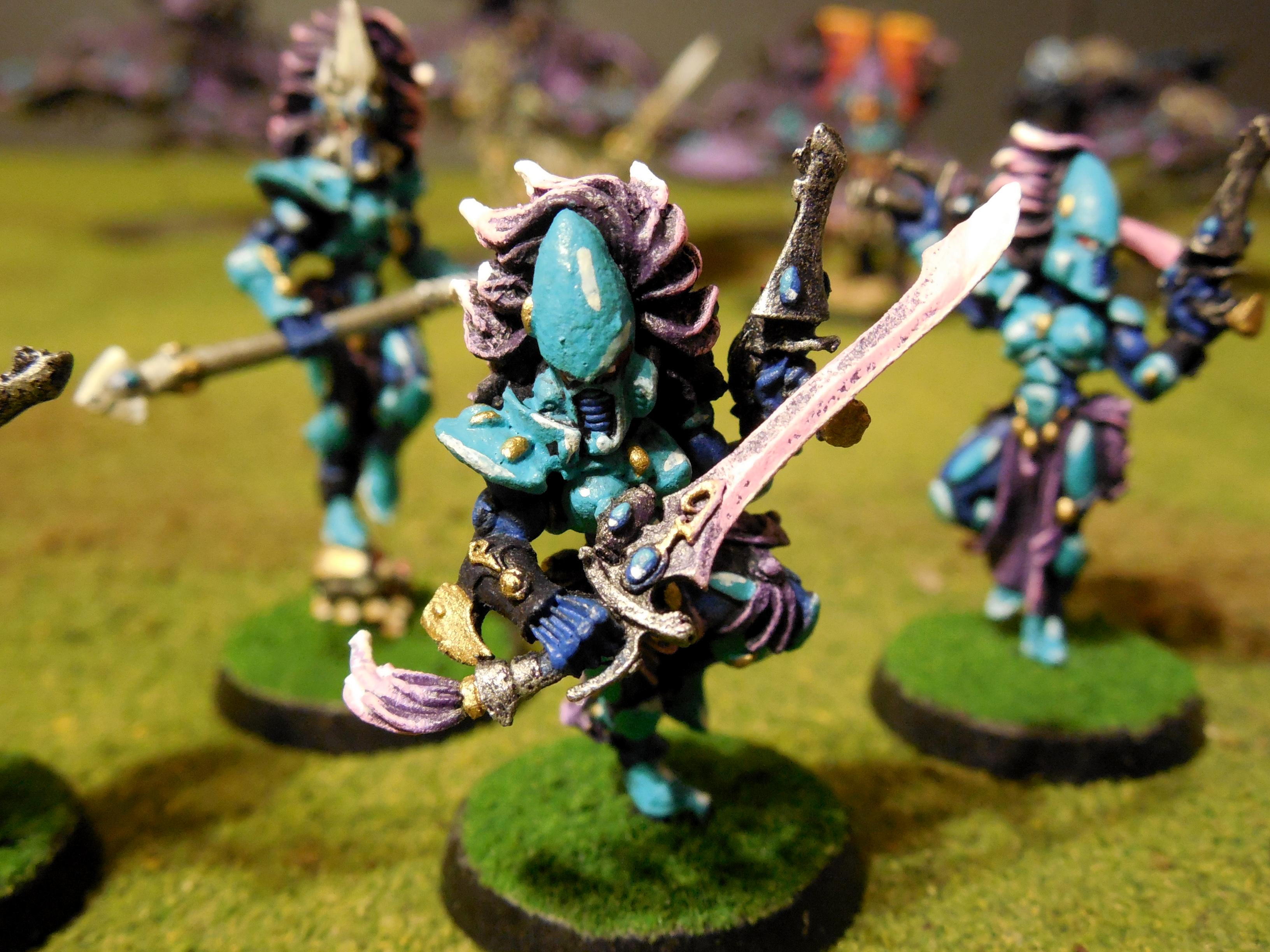 Banshees, Eldar, Warhammer 40,000