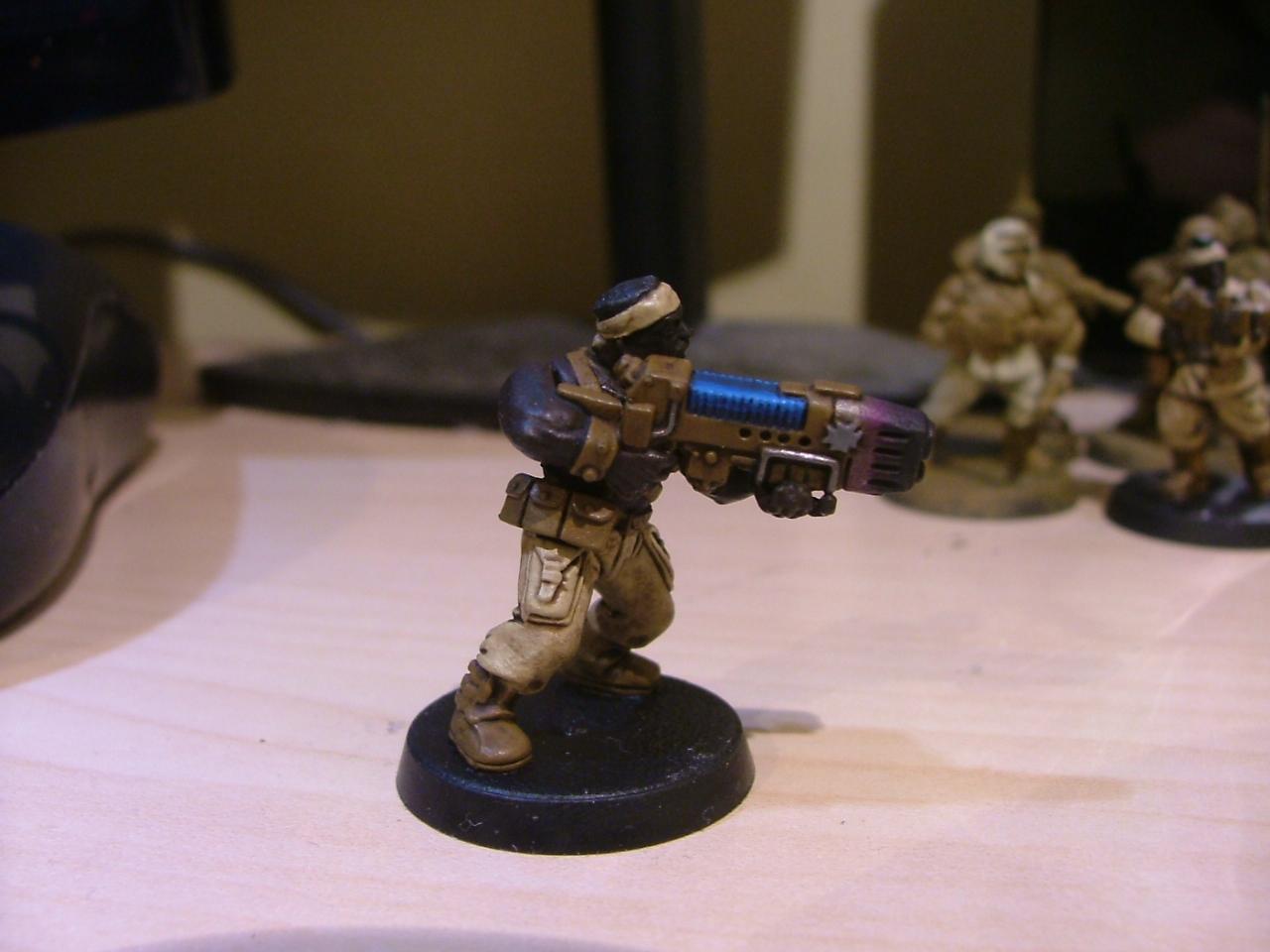 plasma gunner