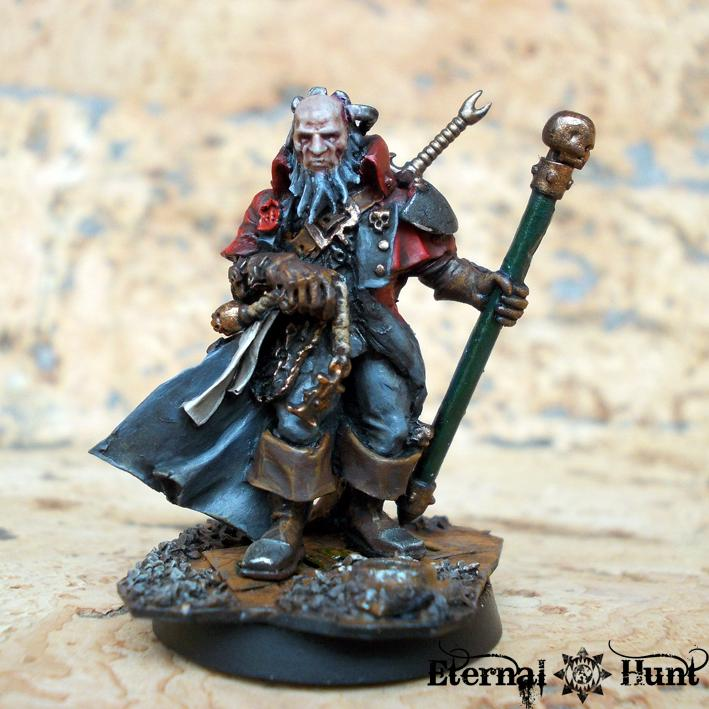 Conversion, Inq28, Inquisimunda, Inquisitor, Inquisitor Zuul, Ordo Malleus, Radical, Warhammer 40,000