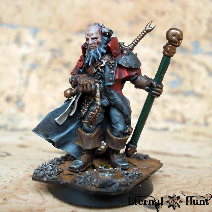 Conversion, Inq28, Inquisimunda, Inquisitor, Inquisitor Zuul, Ordo Malleus, Radical, Warhammer 40,000