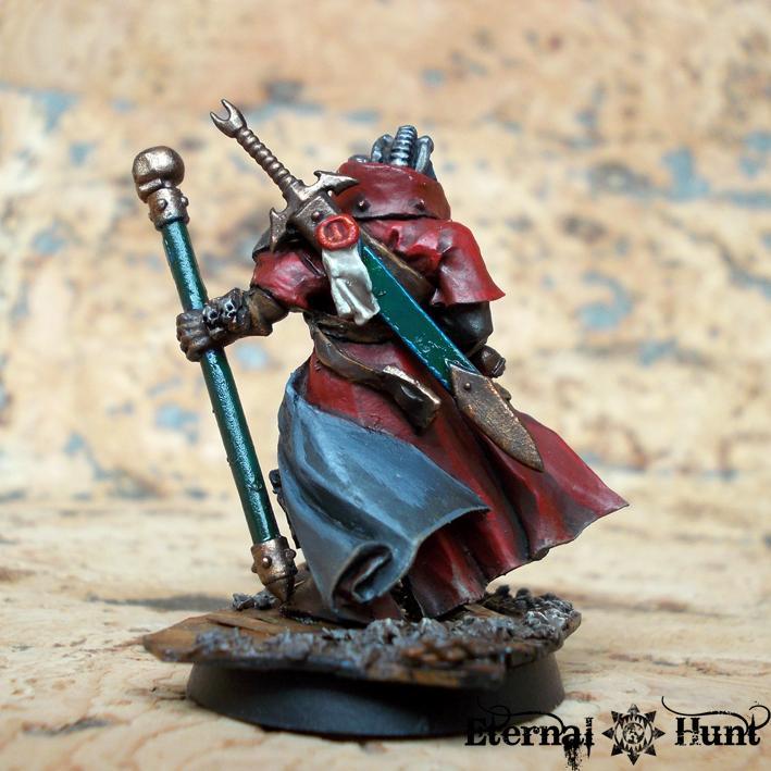 Conversion, Inq28, Inquisimunda, Inquisitor, Inquisitor Zuul, Ordo Malleus, Radicall, Warhammer 40,000