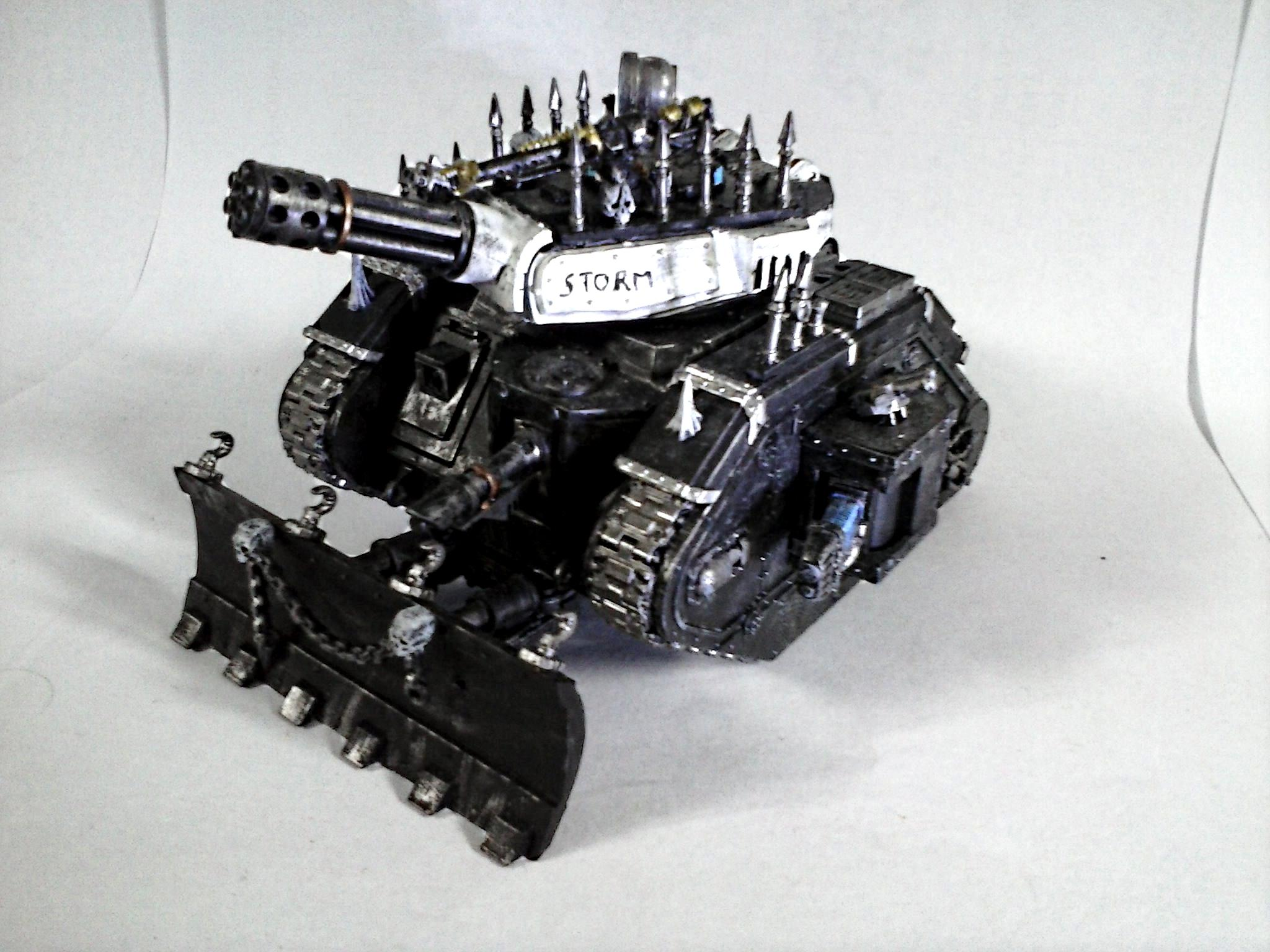 Artillery, Assault Cannon, Basilisk, Black, Blast Master, Chaos, Conversion, Crusade, Doom Siren, Earthshaker, Havocs, Heavy Bolter, Lascannon, Legion, Leman Russ, Lightening Claws, Looted, Missile Launcher, Noise, Pirate, Pirates, Plasma Cannon, Punisher, Silver, Sonic Blaster, Space, Space Marines, Spiky, Stolen., Talons, Tank, Warband, Warp, Weathered