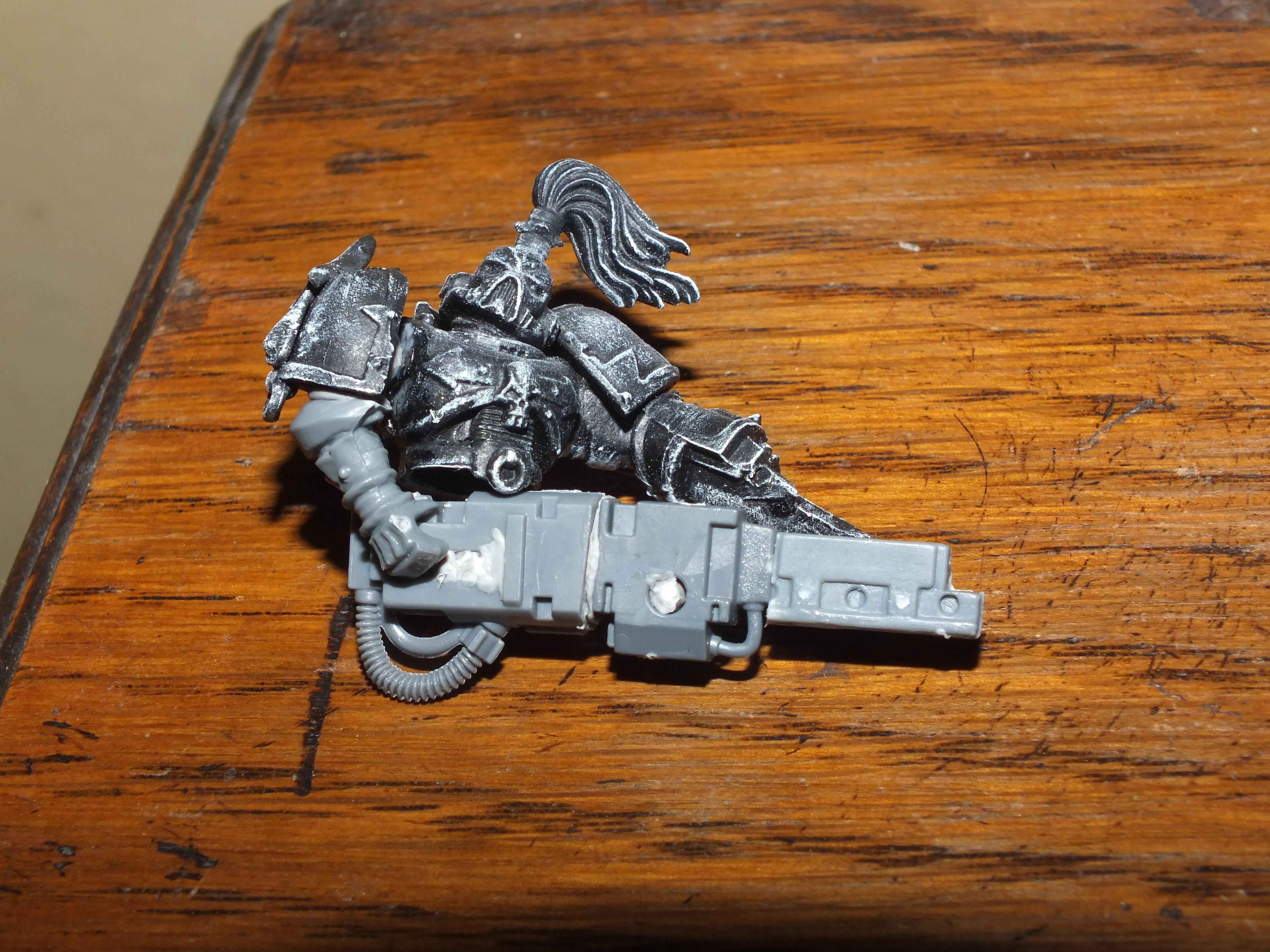 Angel Of Ecstasy, Blastmaster, Chaos Space Marines, Orpse, Terrain, Work In Progress