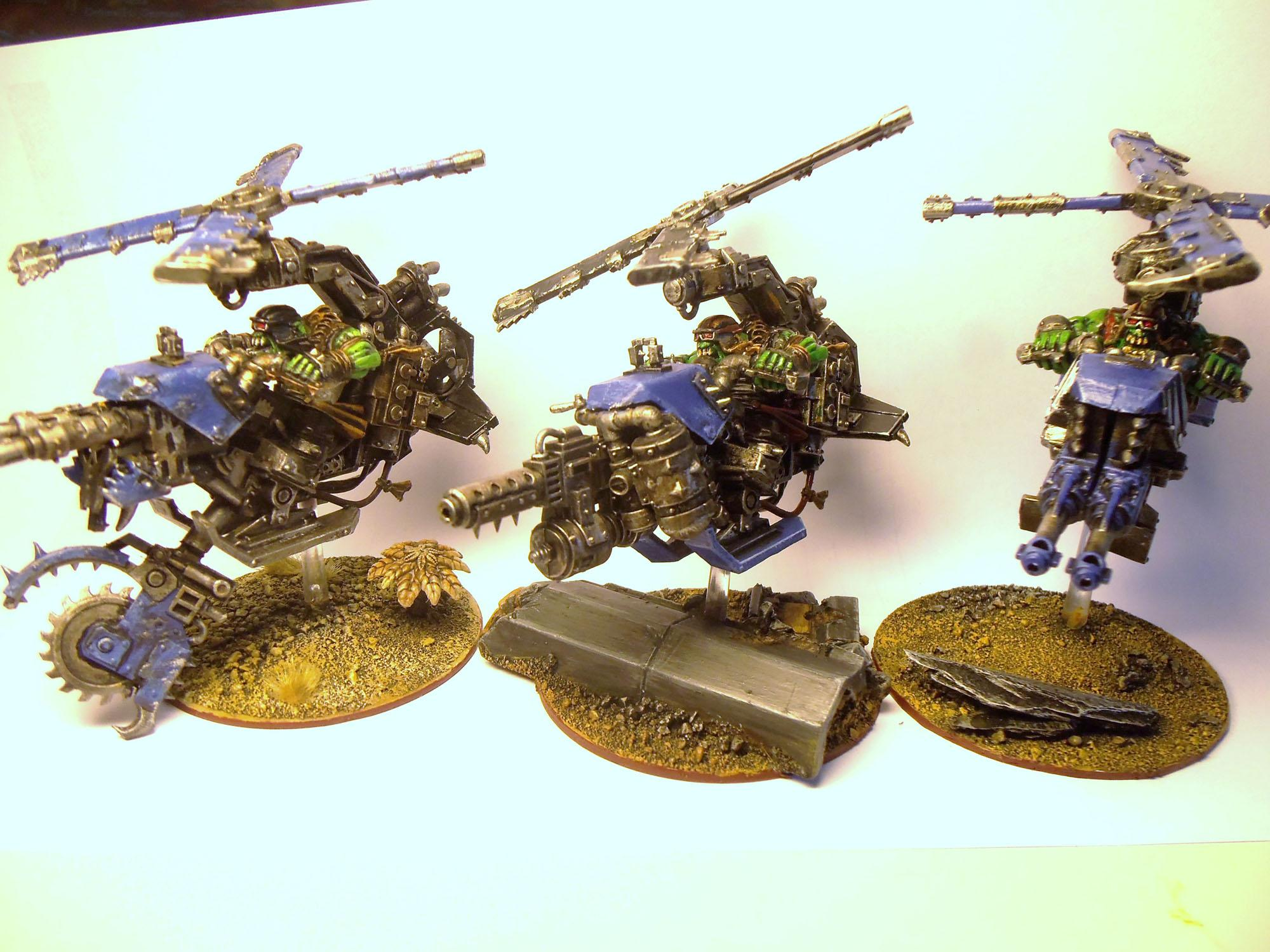 Deathskulls, Killakopta, Orks